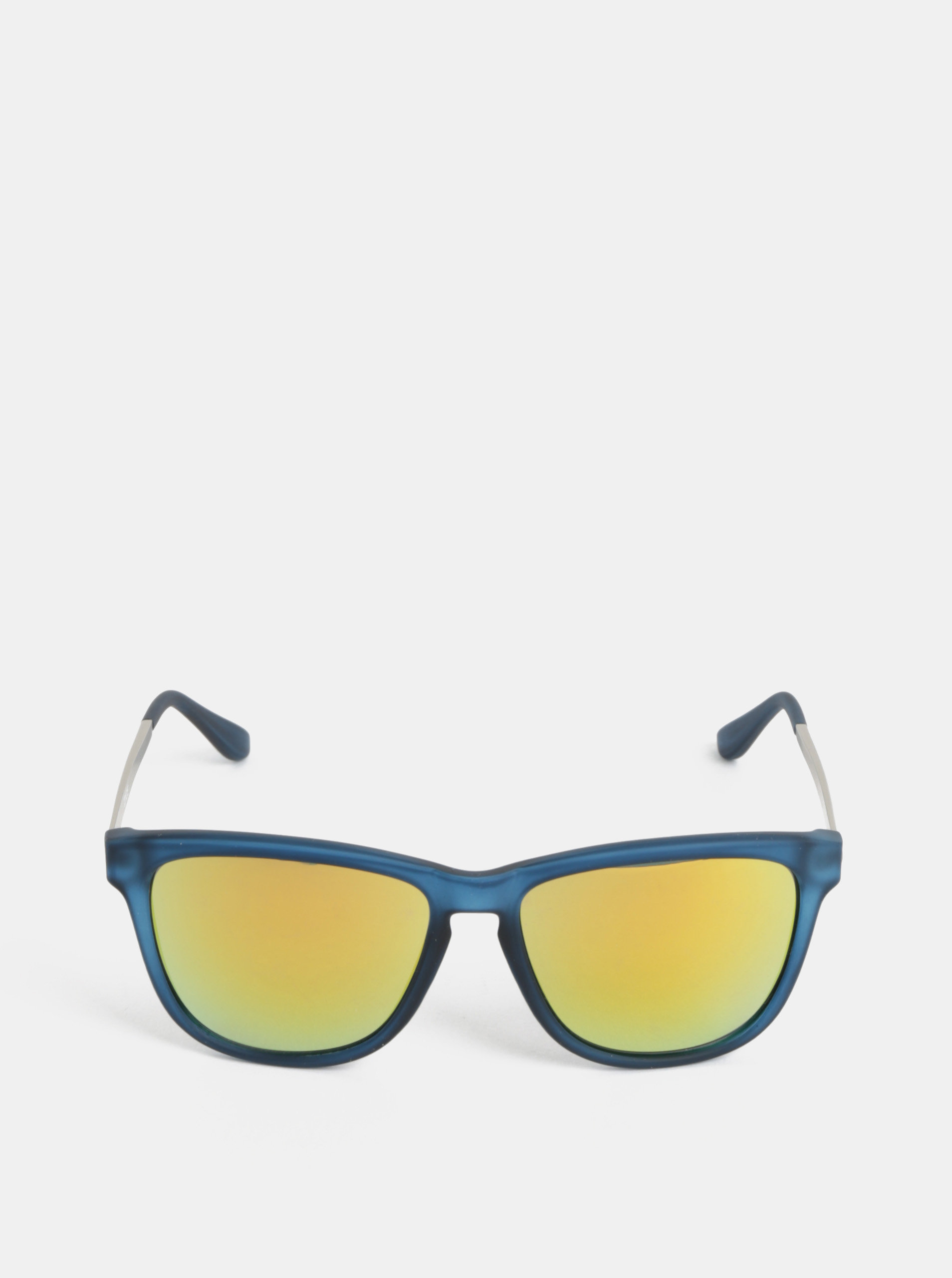 f9c813ef3 Modré pánske slnečné okuliare so zrkadlovými sklami Dice | ZOOT.sk