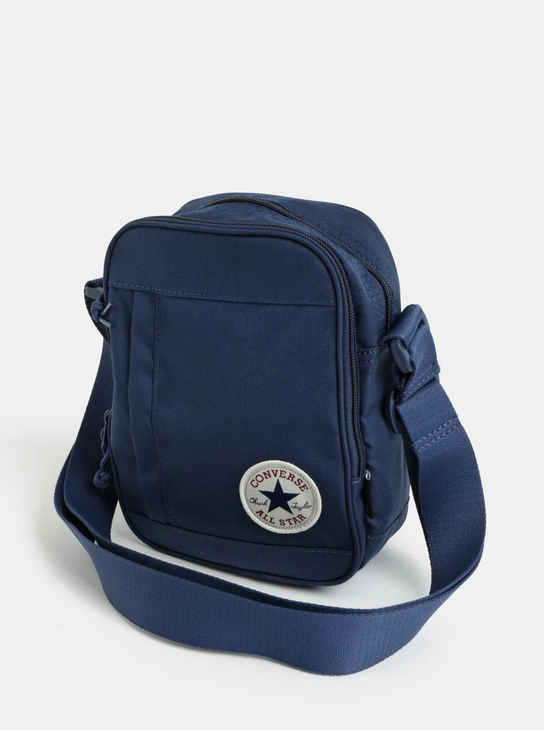 6153525e41 Tmavě modrá malá crossbody taška Converse Poly Cross Body ...