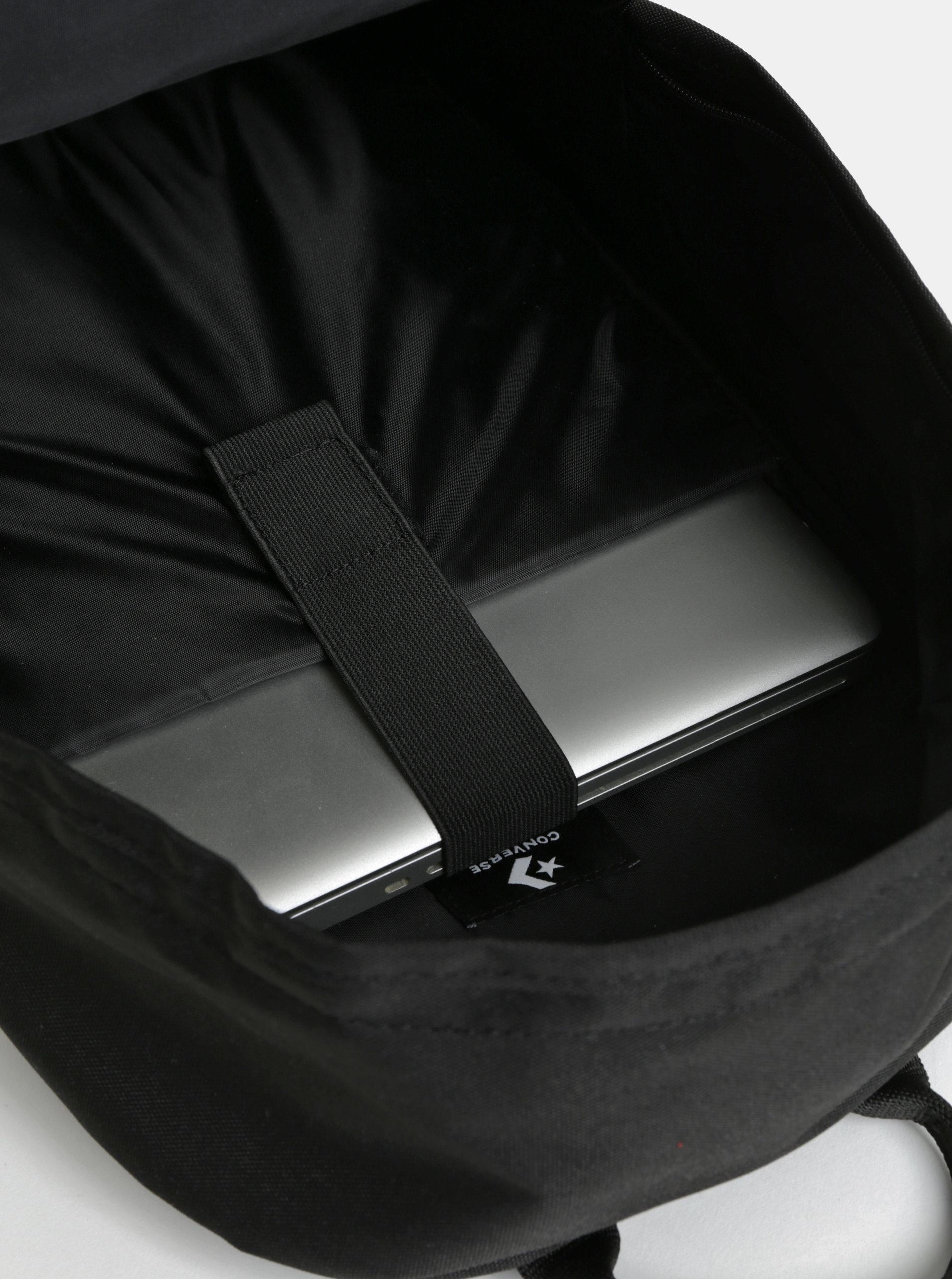 26a2f07855 Čierny batoh Converse EDC Backpack 19 l
