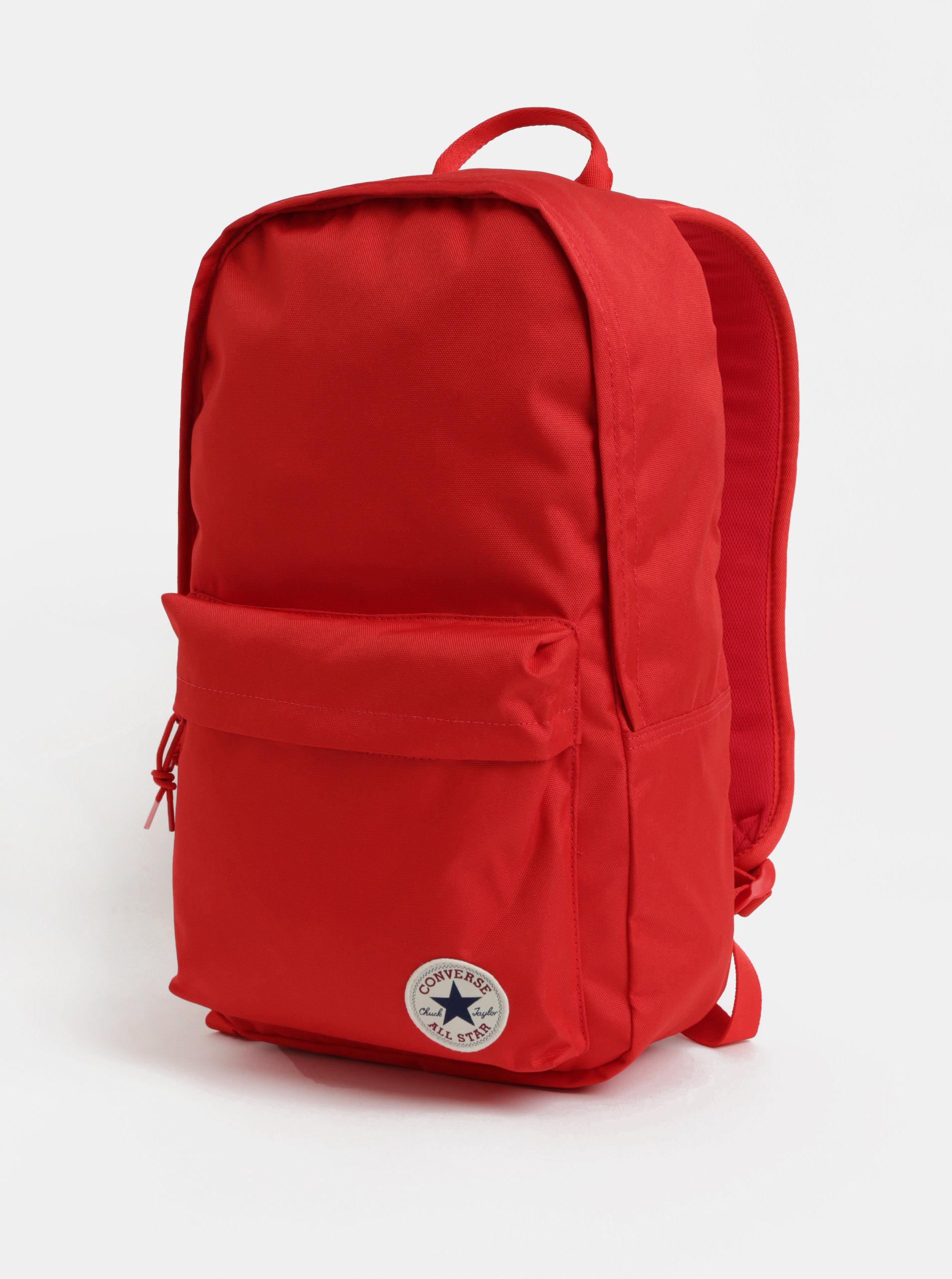 311a090607 Červený batoh Converse EDC Backpack 19 l ...