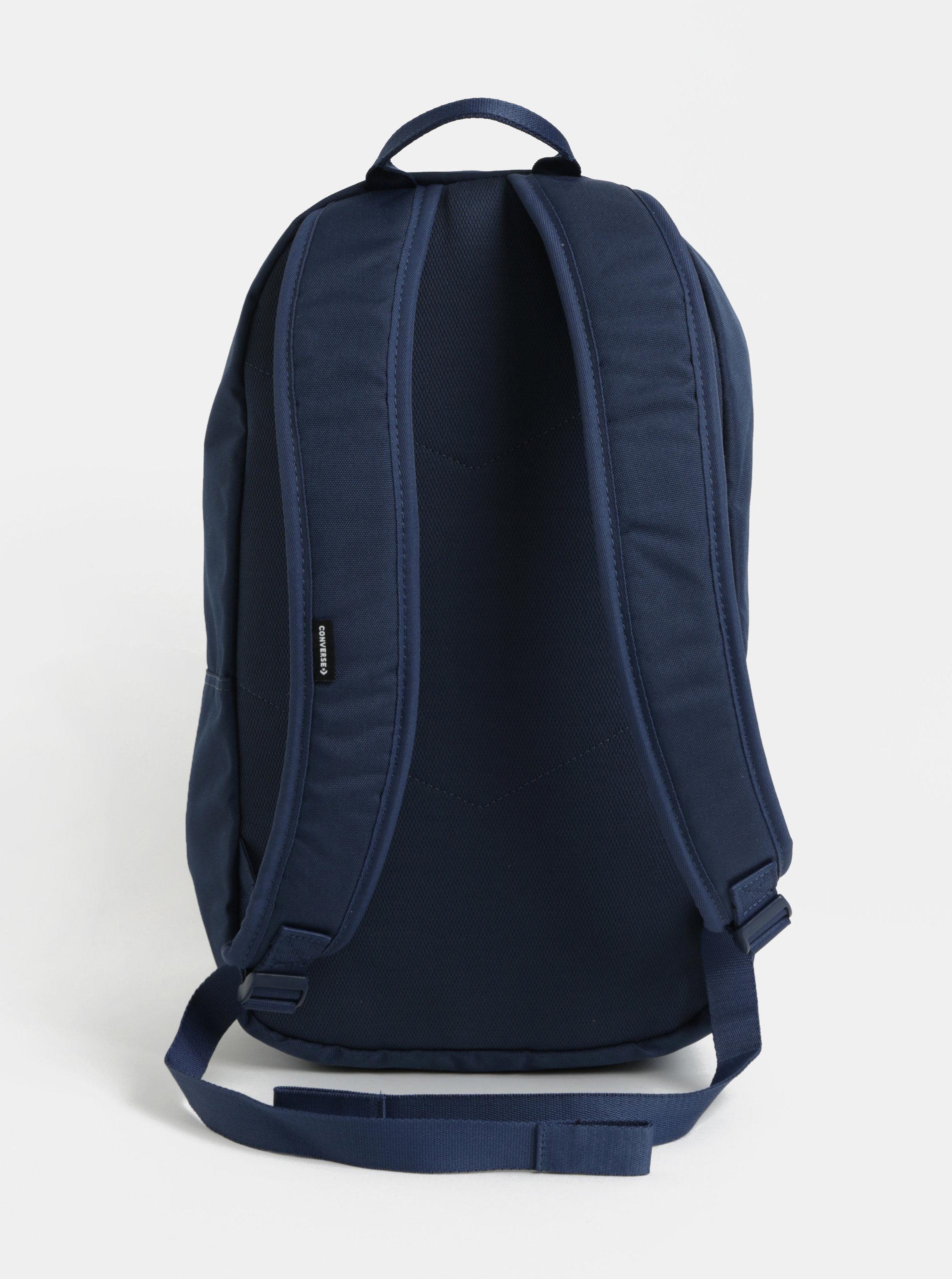 Tmavě modrý batoh Converse EDC Poly Backpack 19 l ... 0f30d3bb0e