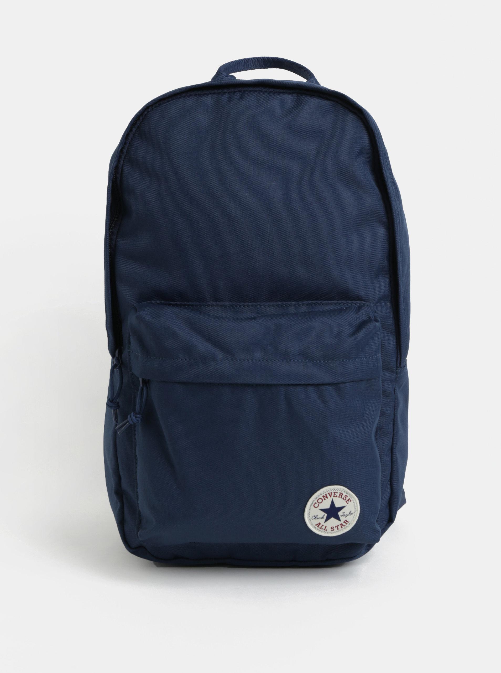 Tmavě modrý batoh Converse EDC Poly Backpack 19 l ... eb70e24f24