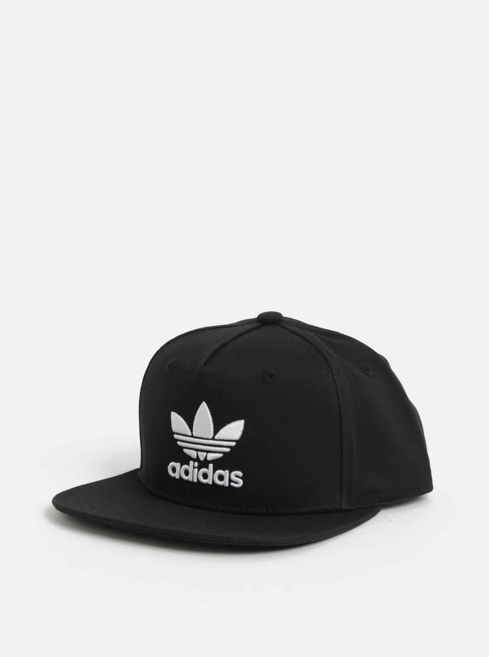 4f1dabb10e9 Černá dětská kšiltovka adidas Originals Trefoil ...