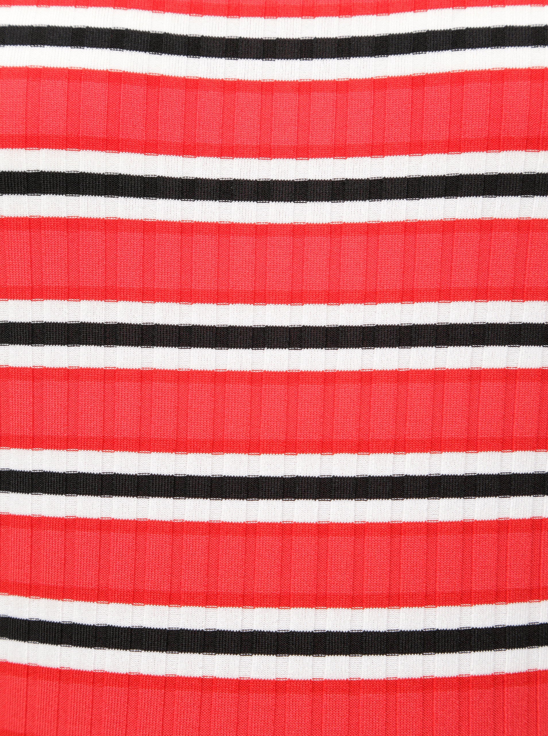 ddb05b1c6850 Bielo-červené puzdrové tehotenské šaty Dorothy Perkins Maternity ...