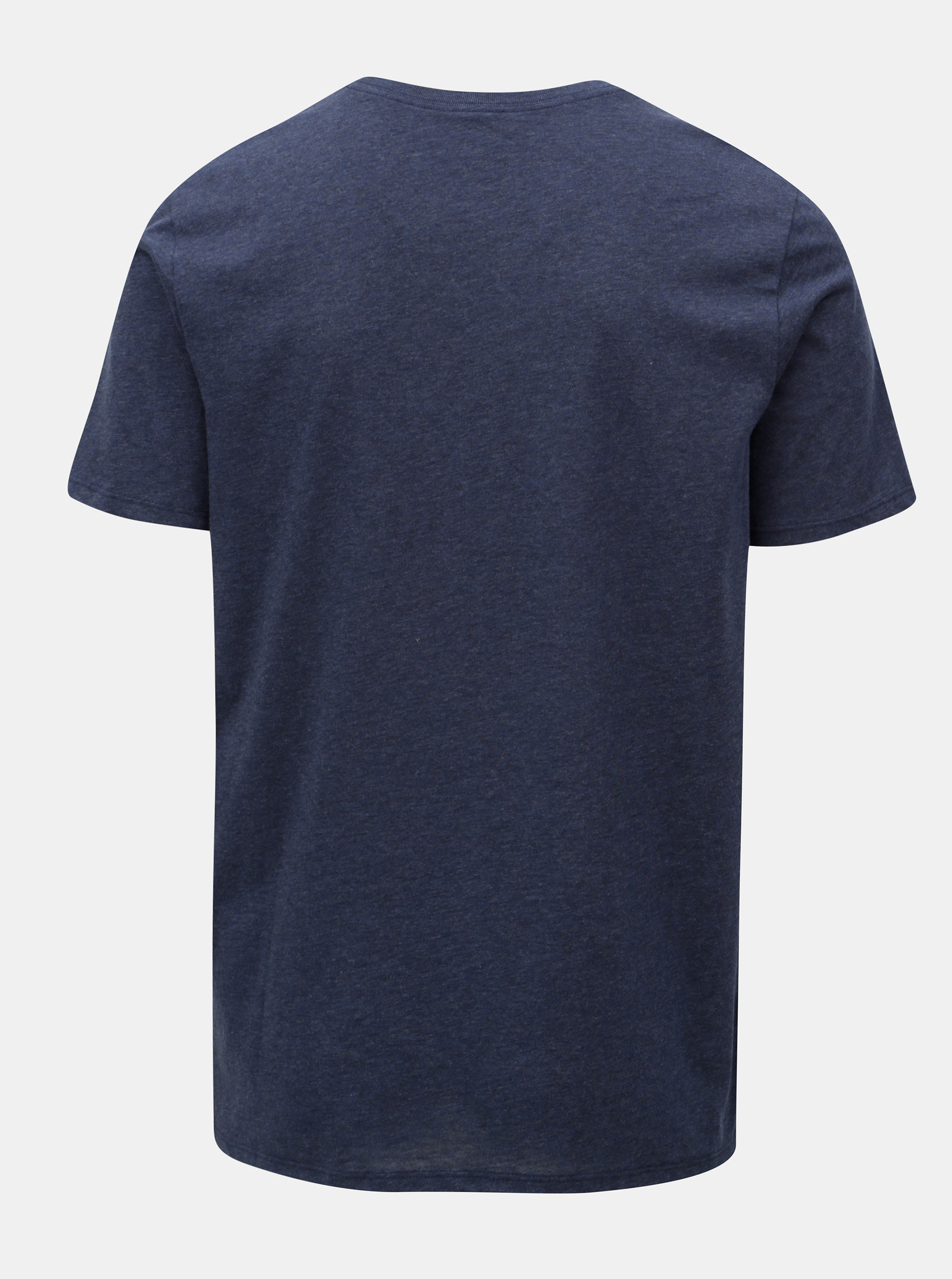 c7b8b8dc4ad1 Tmavomodré pánske funkčné tričko Nike Block Camo ...