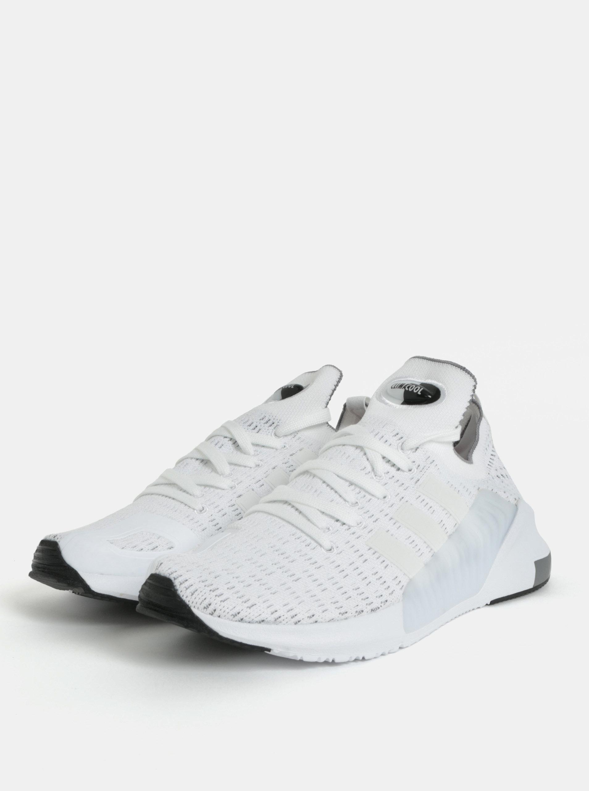 80d473d383f Bílé pánské tenisky adidas Originals Climacool 02 17 PK ...
