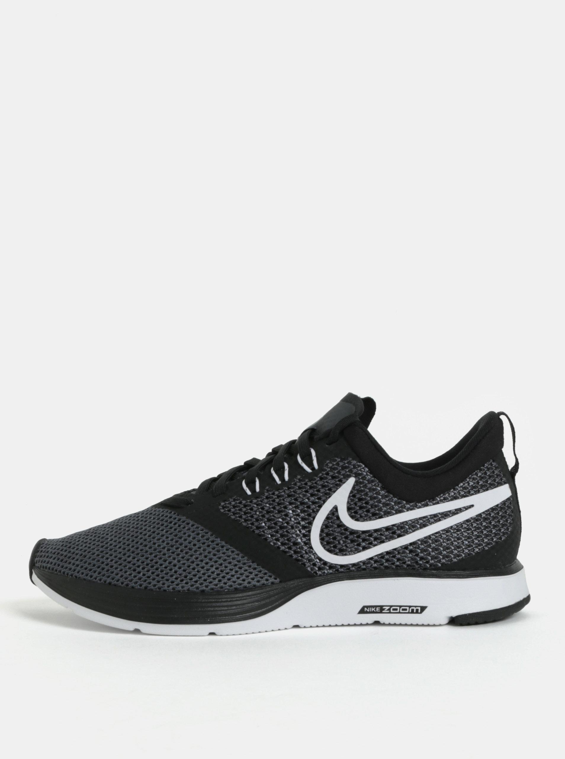 11a0b0daa15 Zeleno-černé dámské tenisky Nike Zoom Strike ...