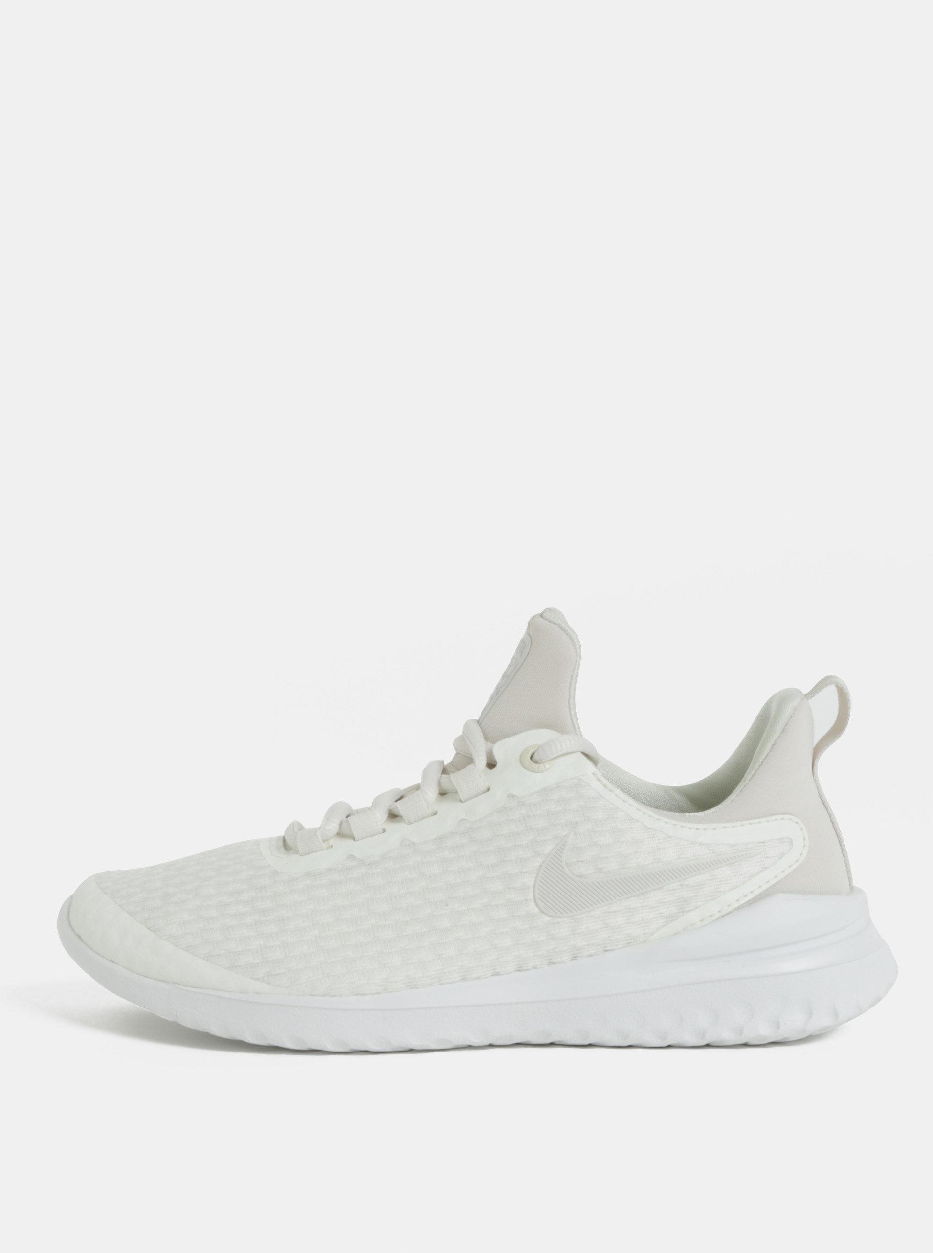 08fb5877eea Bílé dámské tenisky Nike Renew Rival ...
