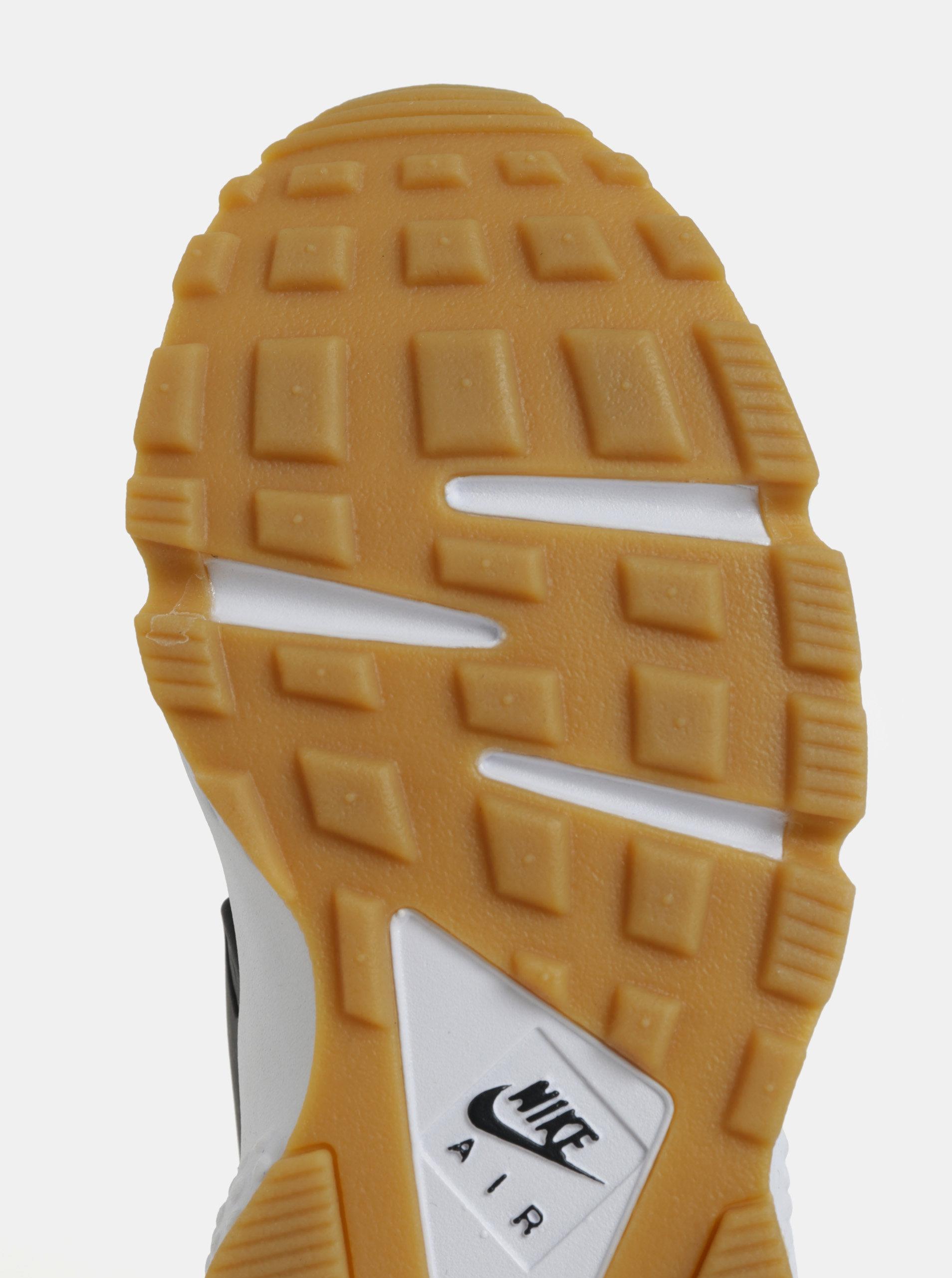 Čierne dámske tenisky Nike Air Huarache Run PRM ... f0517386f91