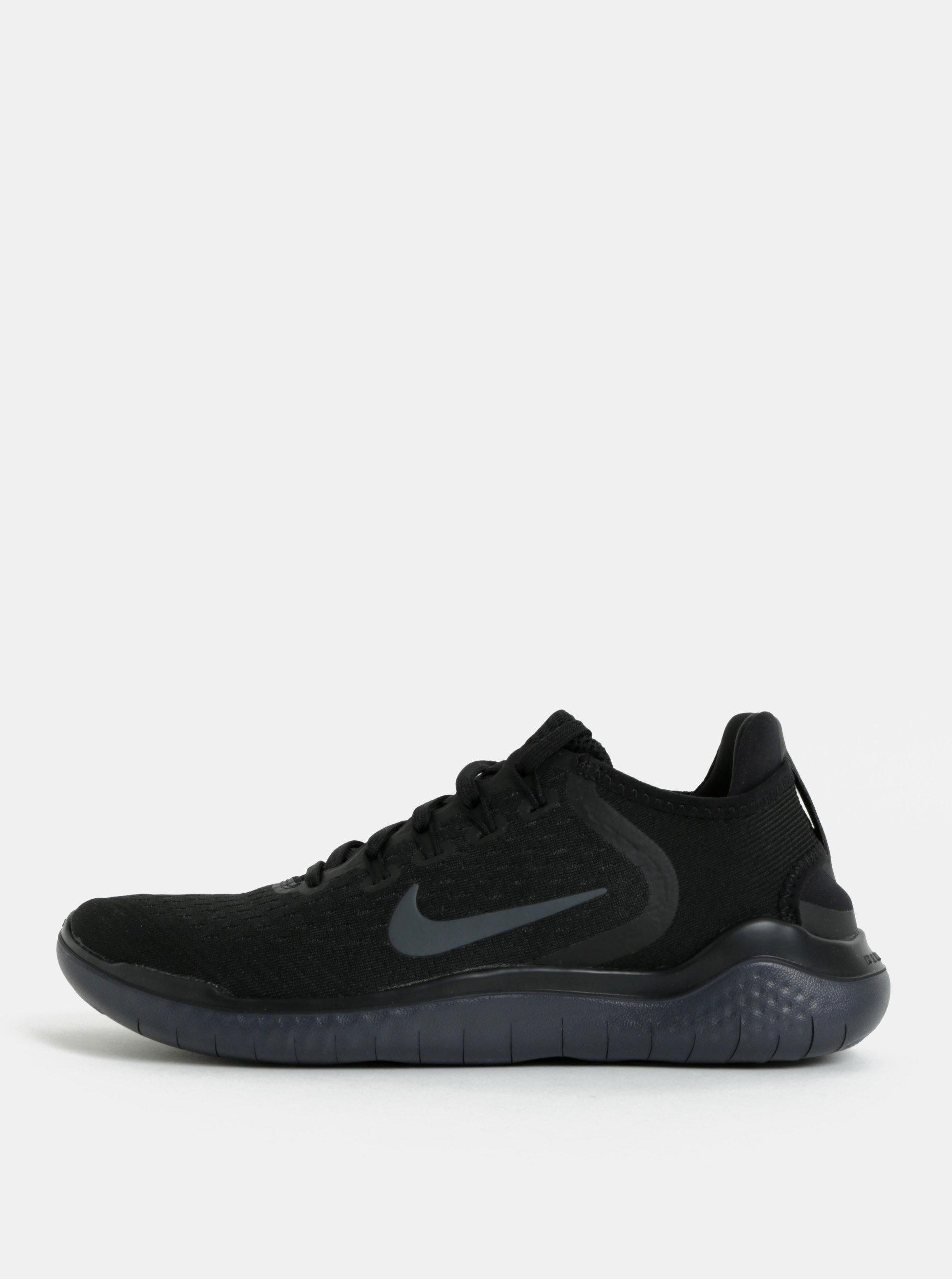 173d7177b7235 Čierne dámske tenisky Nike Free RN 2018 | ZOOT.sk