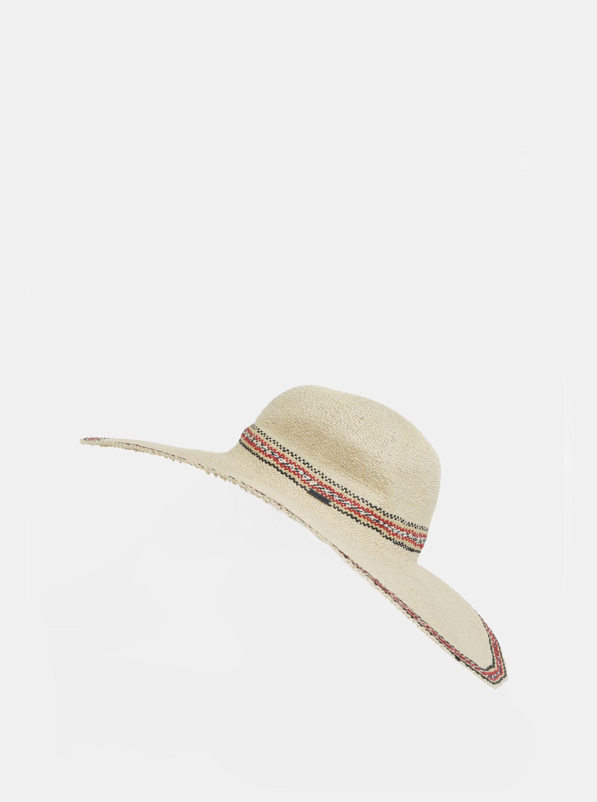 983b9b1e492 Krémový dámský klobouk Under The Coco ...