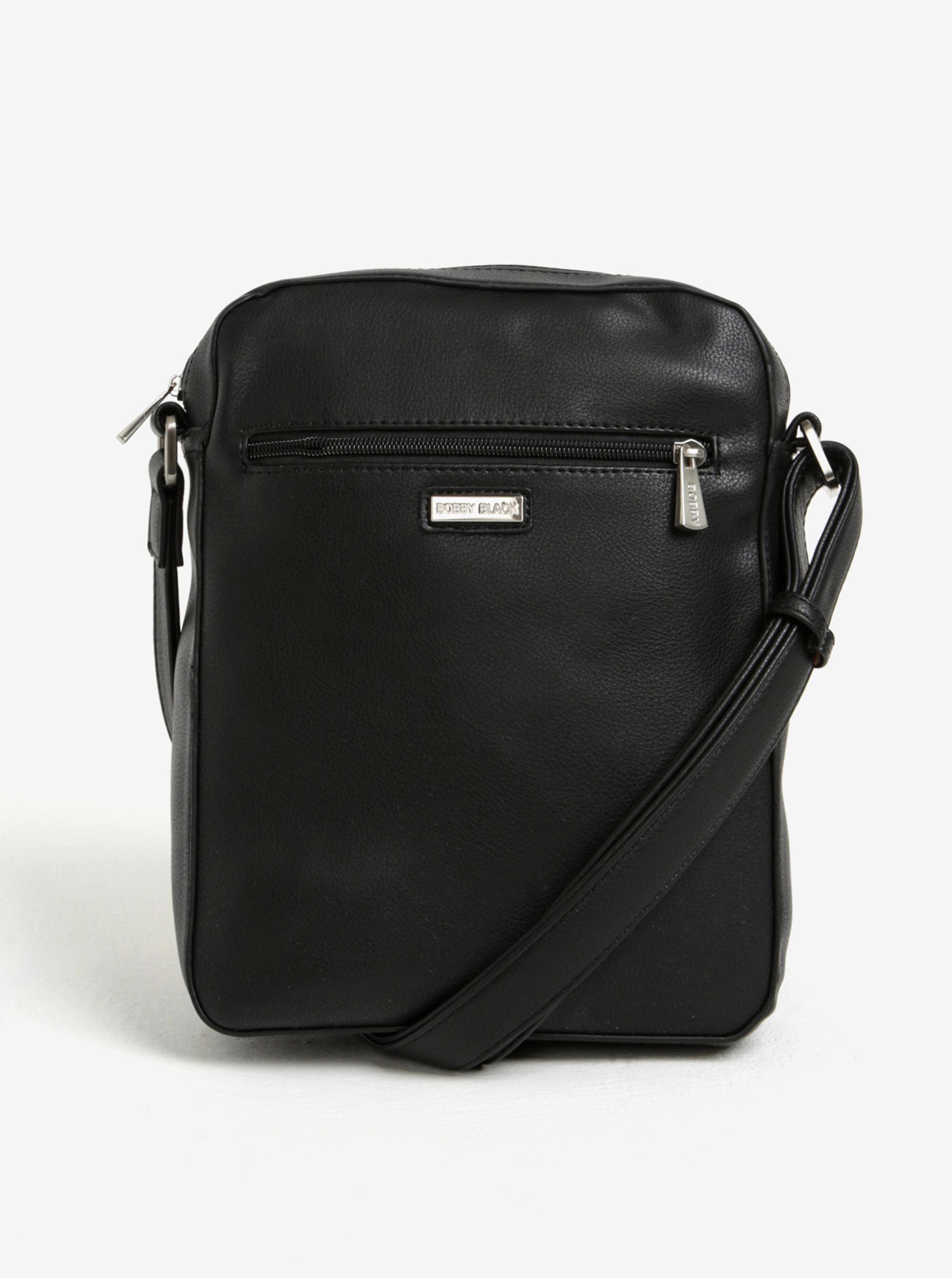 1d1713661b Černá crossbody taška s kapsami Bobby Black ...
