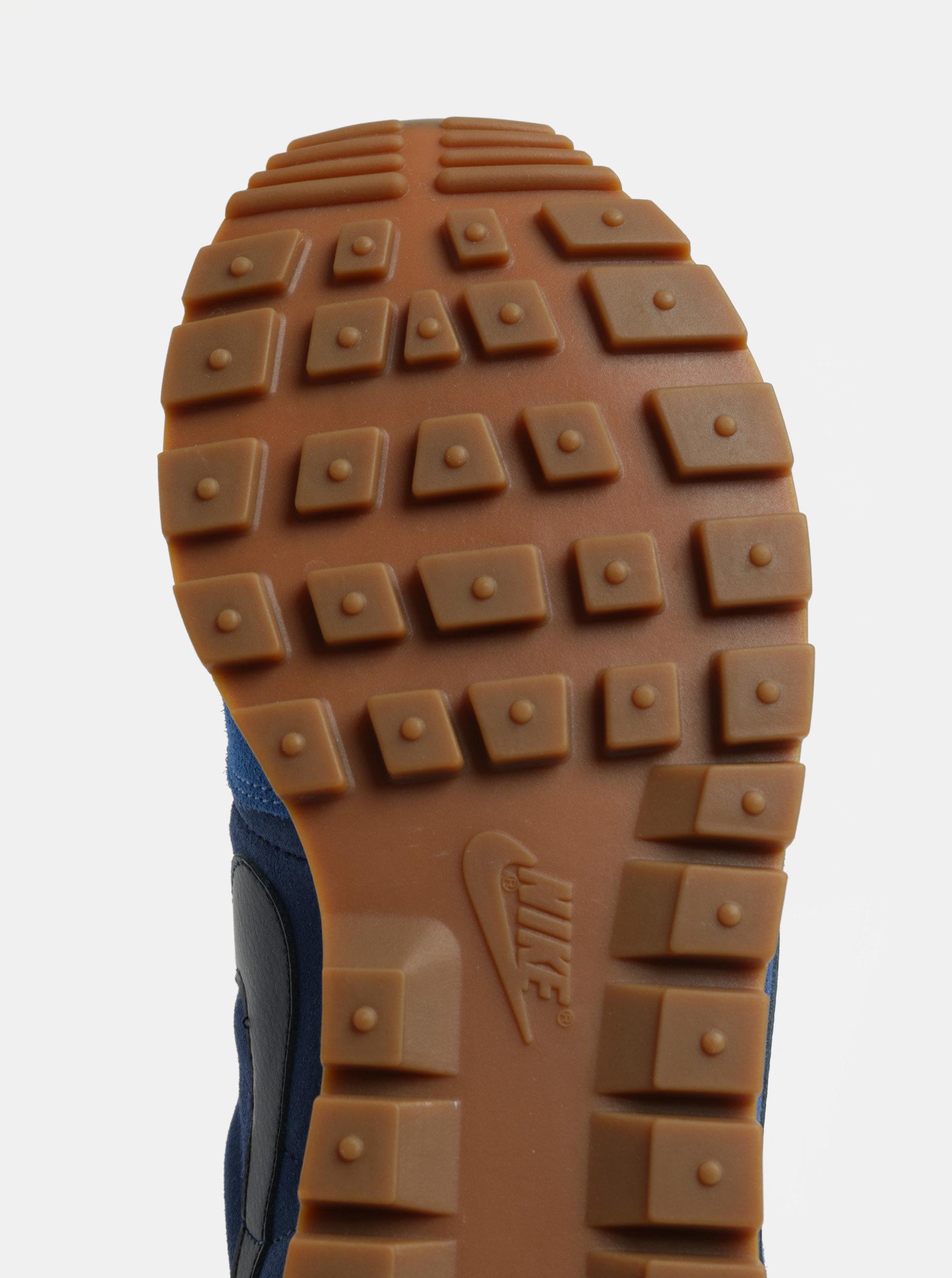 4b6ee73d409 Modré pánské semišové tenisky Nike Air Pegasus  83 ...