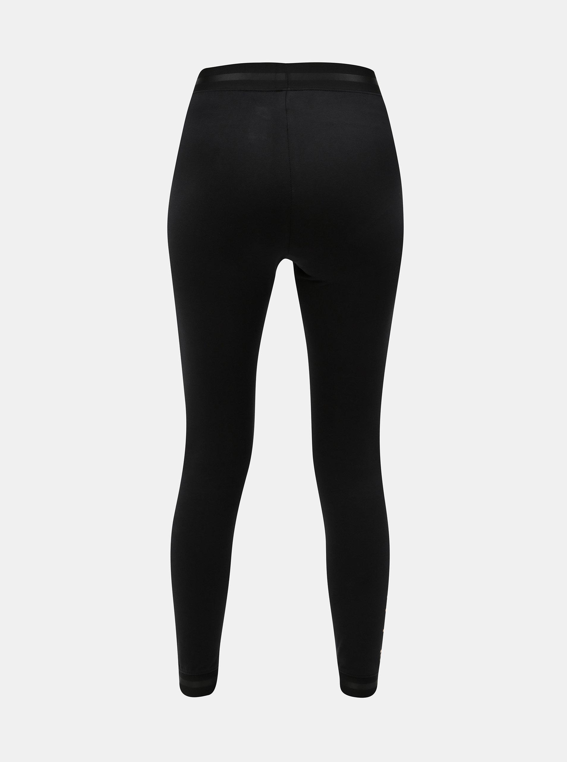 Černé dámské legíny s potiskem Nike Air ... c824b326de
