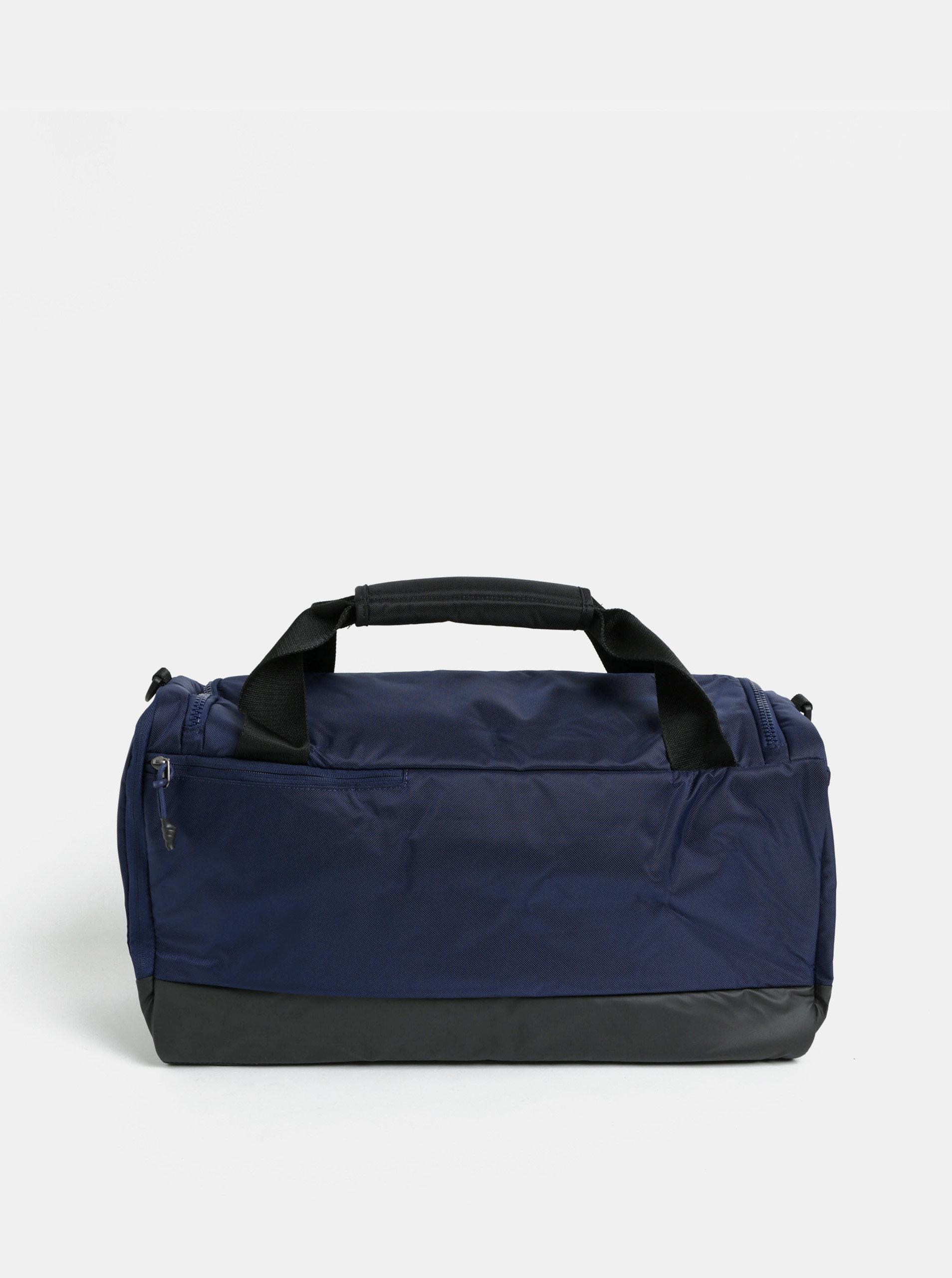 8d90988d8b2c5 Čierno-modrá športová taška Nike Midnight 37 l | ZOOT.sk