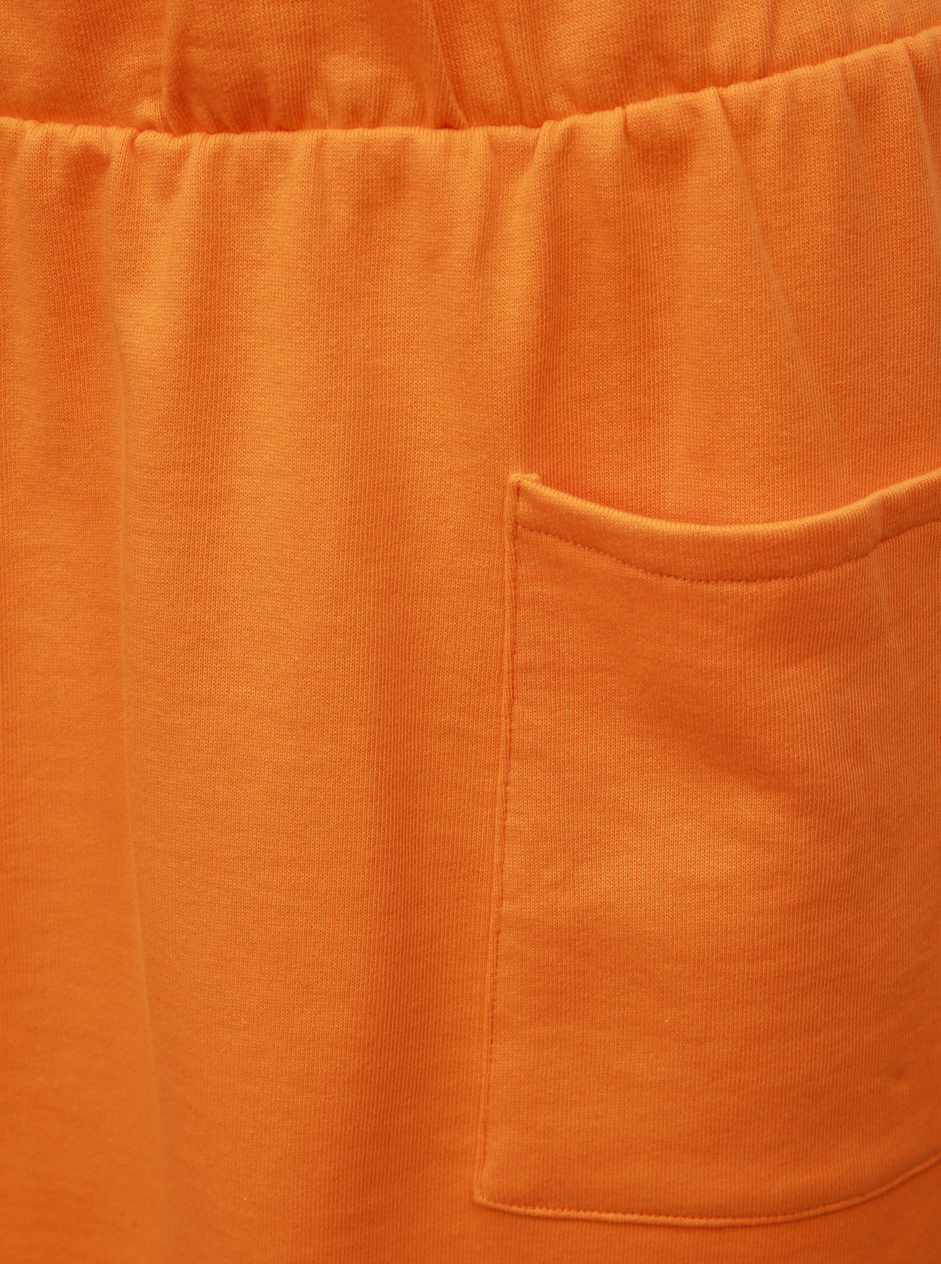 Oranžová sukně s kapsami Noisy May Lily ... eb958df67dd