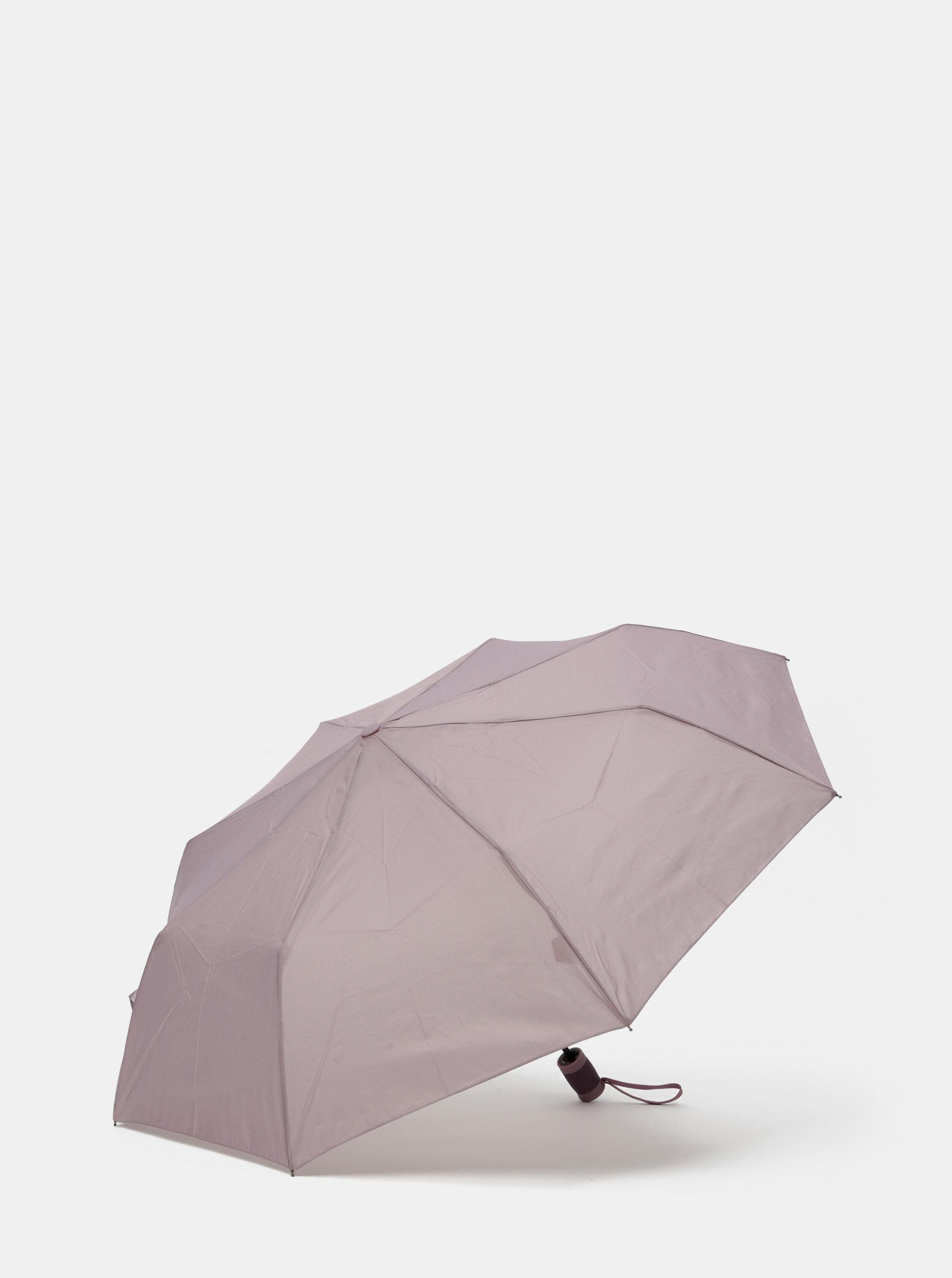 Světle fialový vystřelovací deštník Rainy Seasons