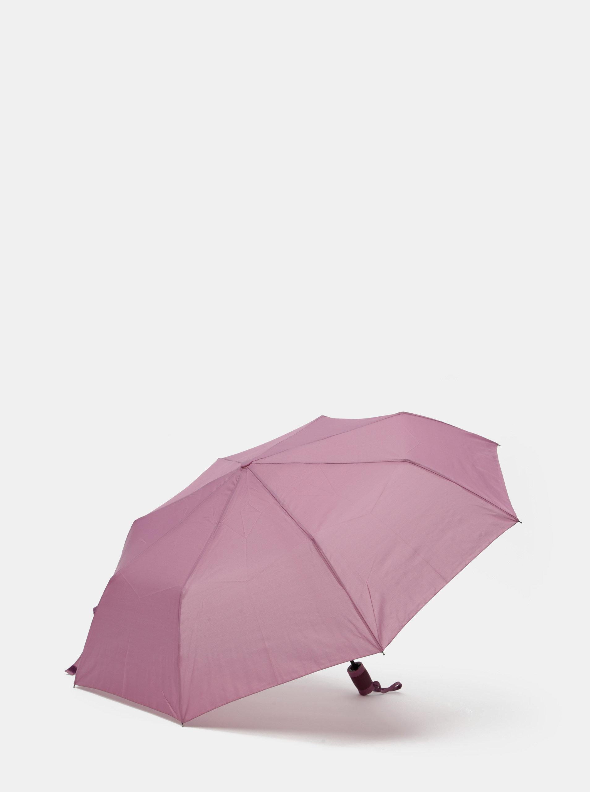 Fialový vystřelovací deštník Rainy Seasons