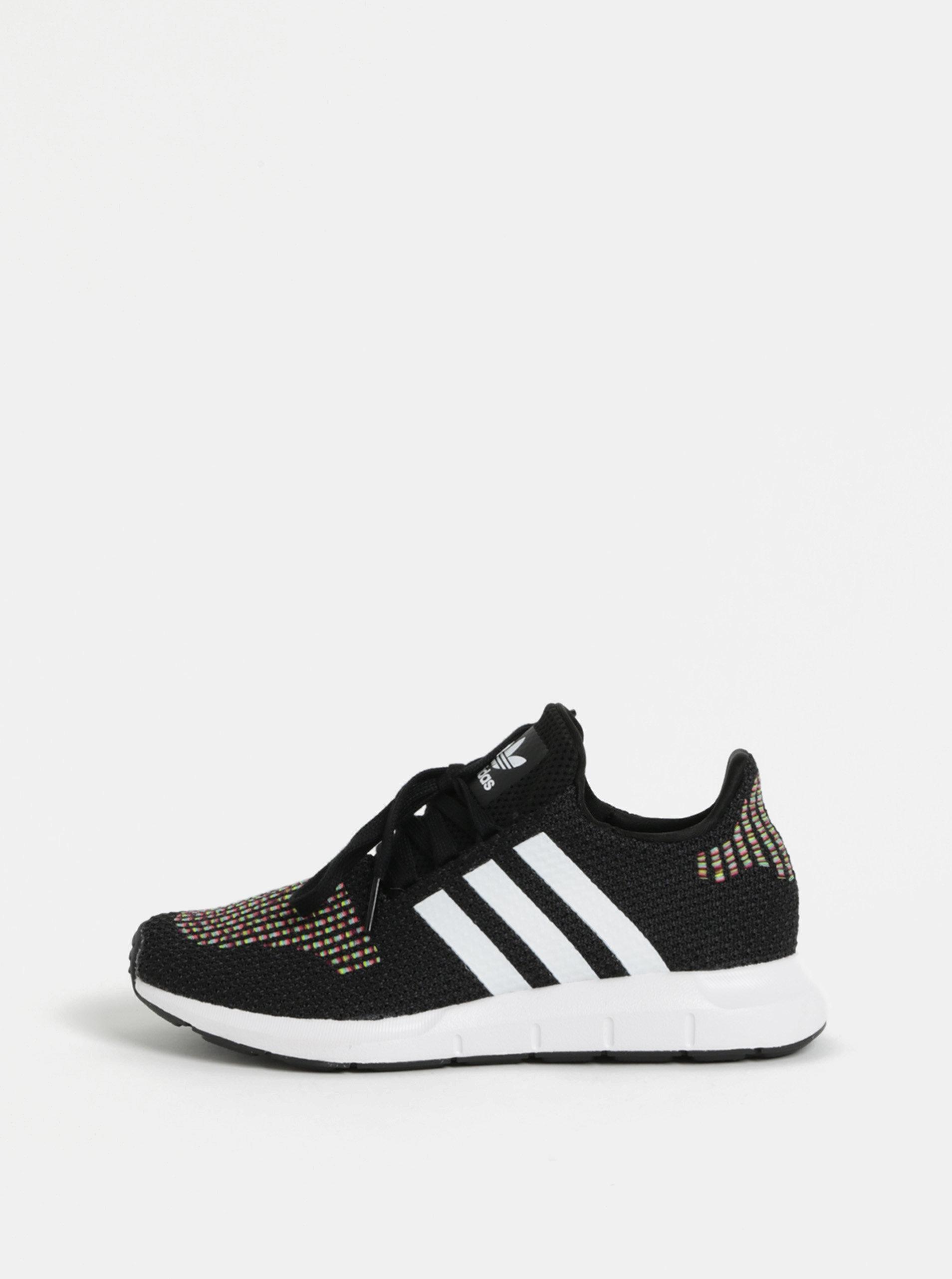 7bb67ed08bb45 Čierne dámske tenisky adidas Originals Swift Run | ZOOT.sk