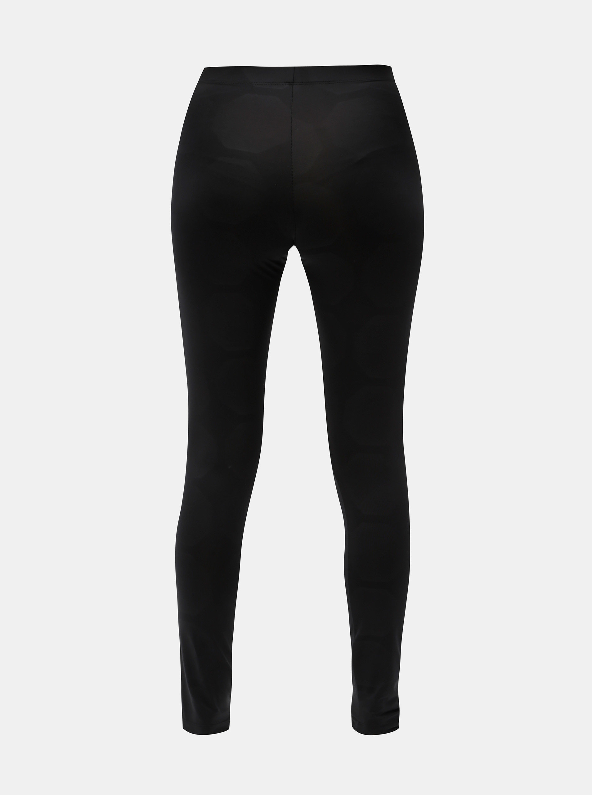 Černé dámské legíny s fotbalovým vzorem adidas Originals Tight ... 4e464e74c0