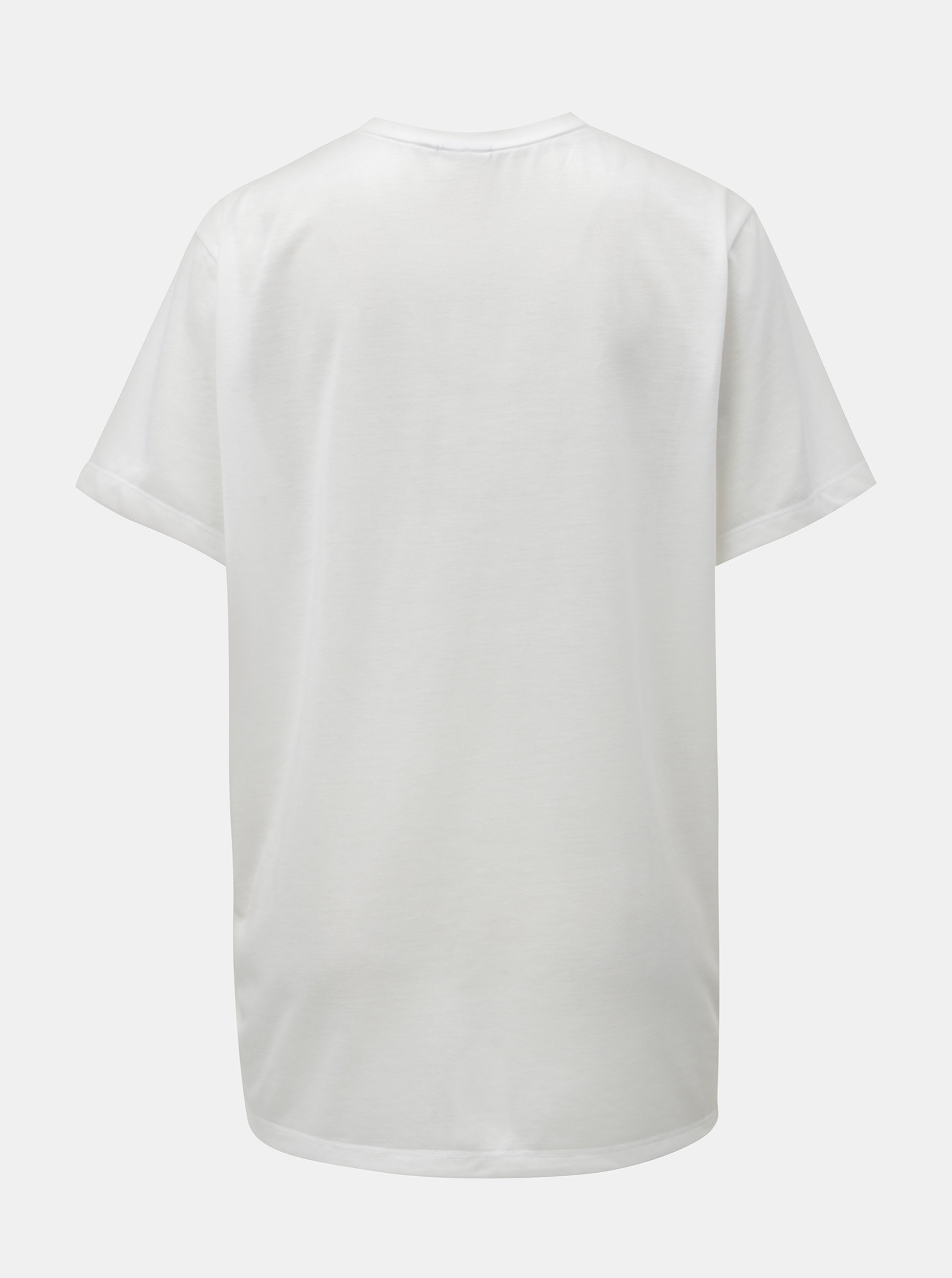 2f71ff34f18 Bílé dámské volné tričko s logem adidas Originals ...