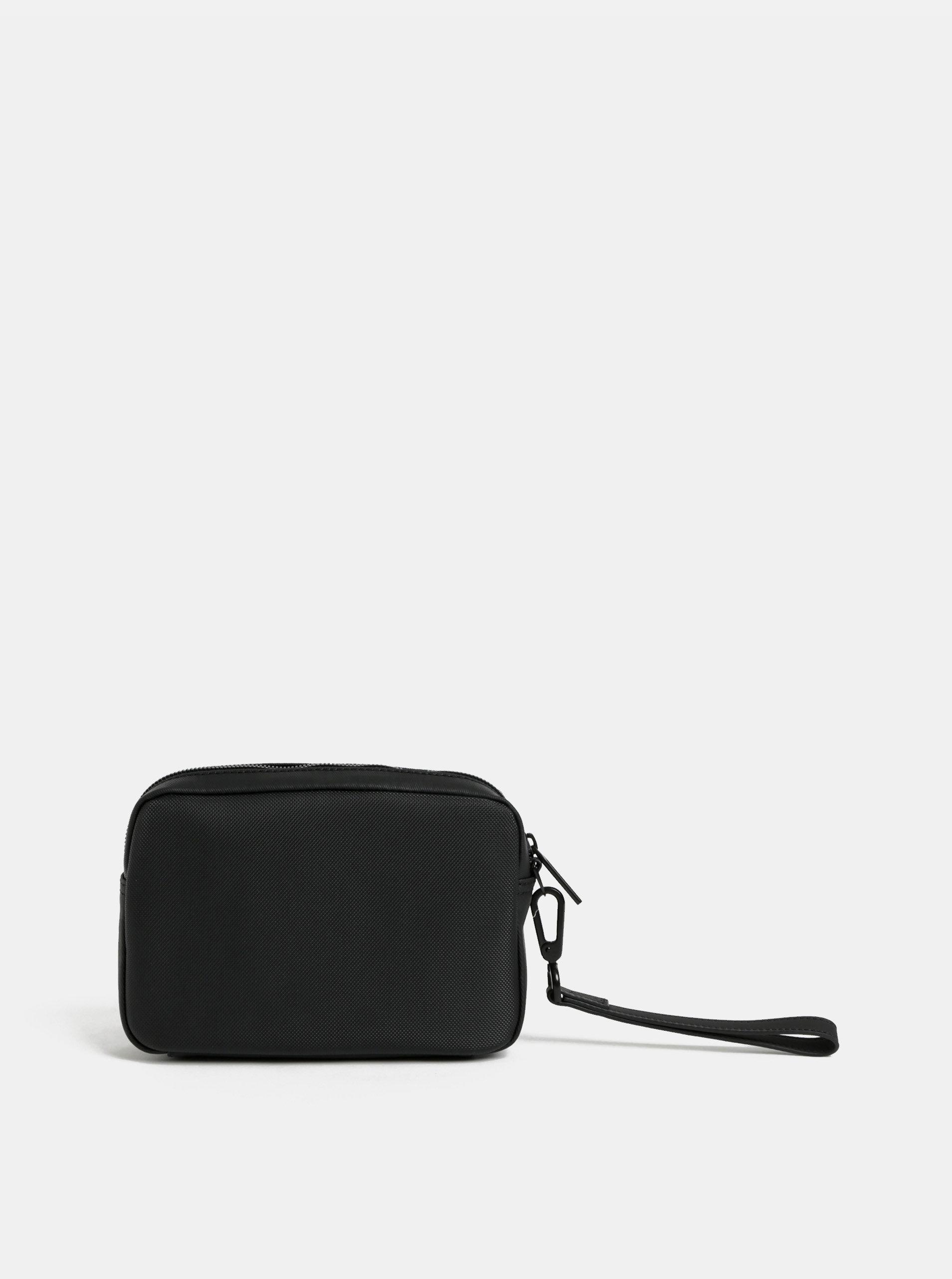 4ea557ecf9 Černá pánská toaletní taška Calvin Klein Jeans ...