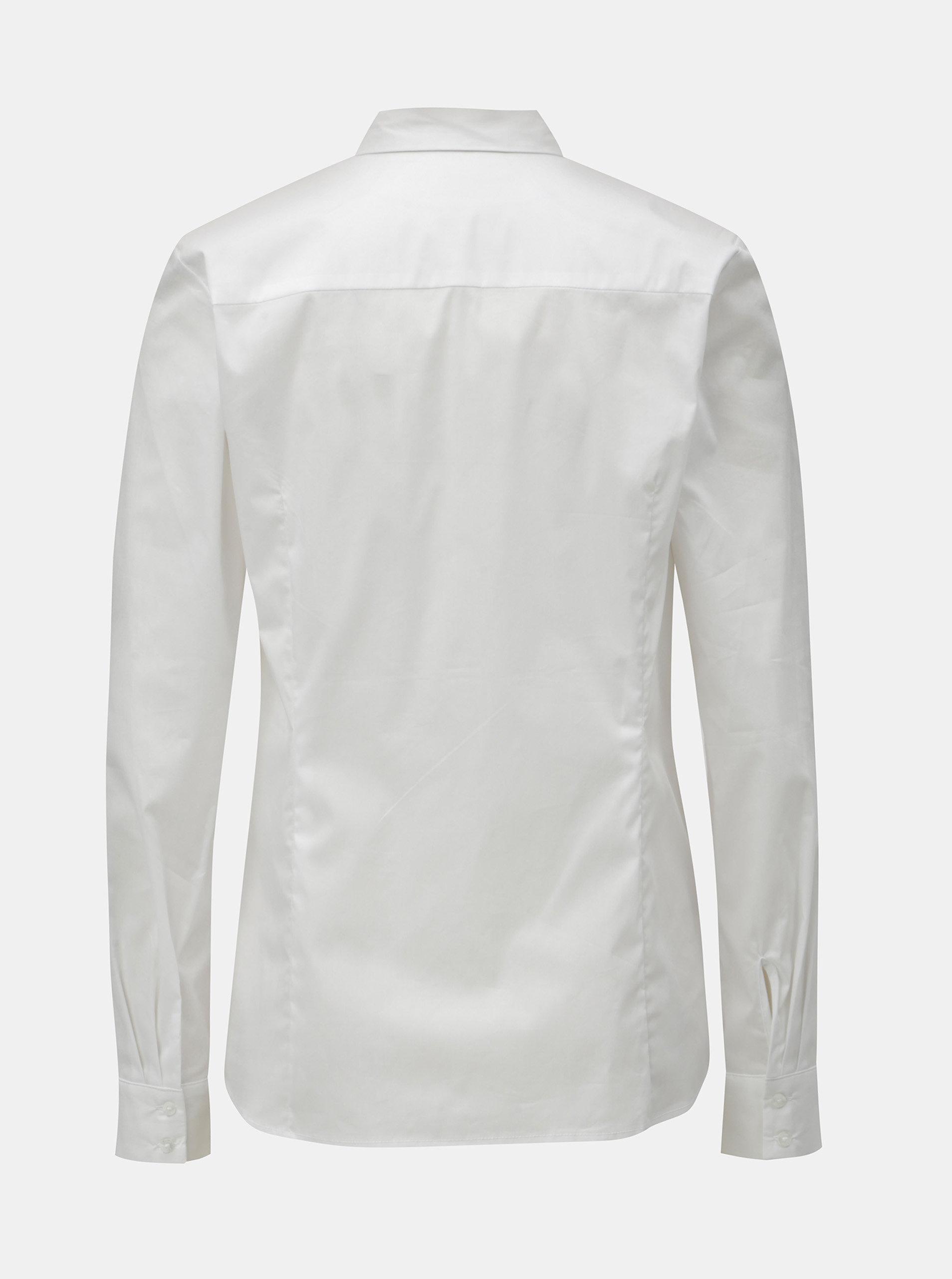 Bílá dámská košile s dlouhým rukávem s.Oliver  503717779f