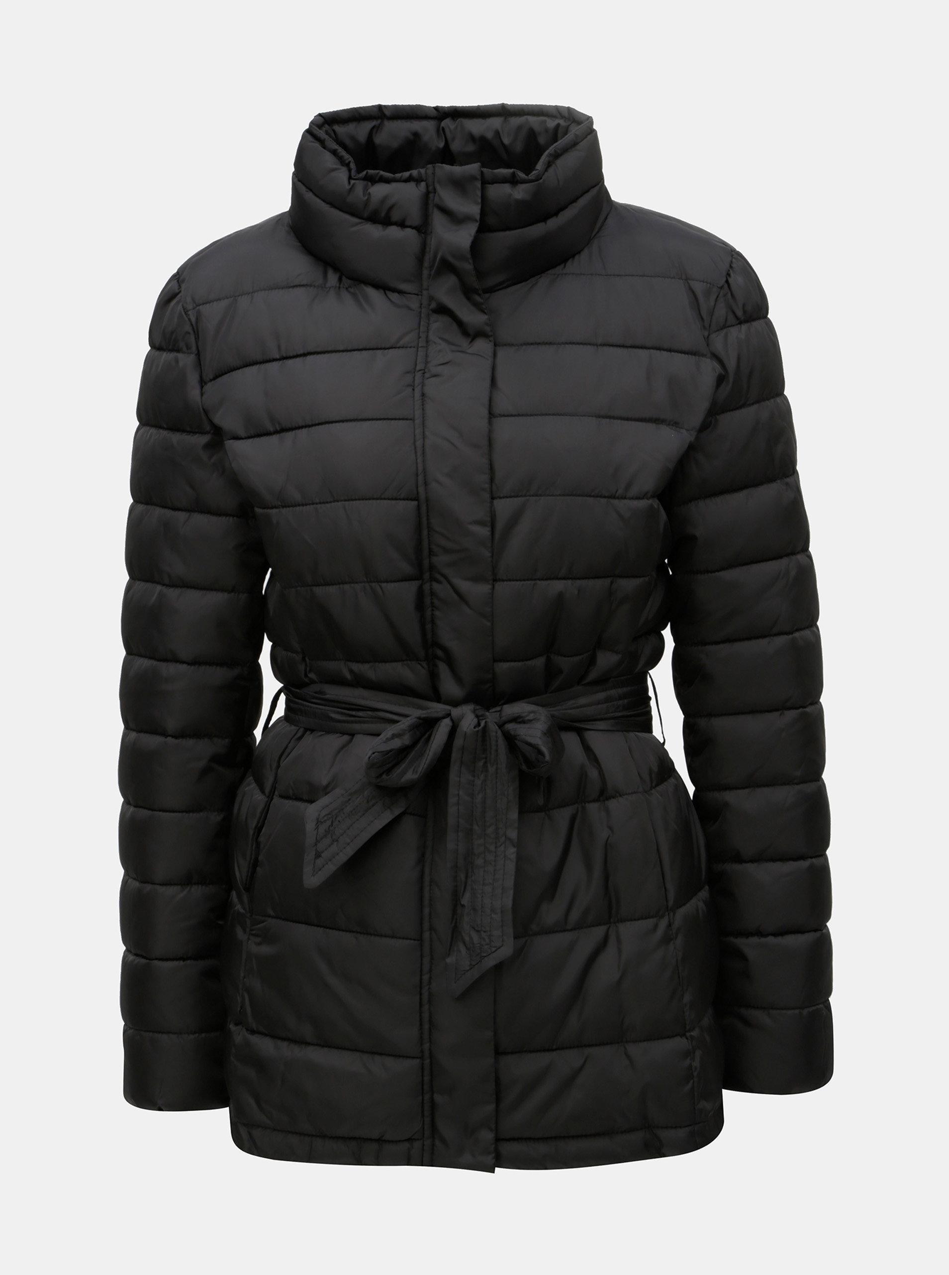 db780197a Černá prošívaná zimní bunda Jacqueline de Yong Harper   ZOOT.cz