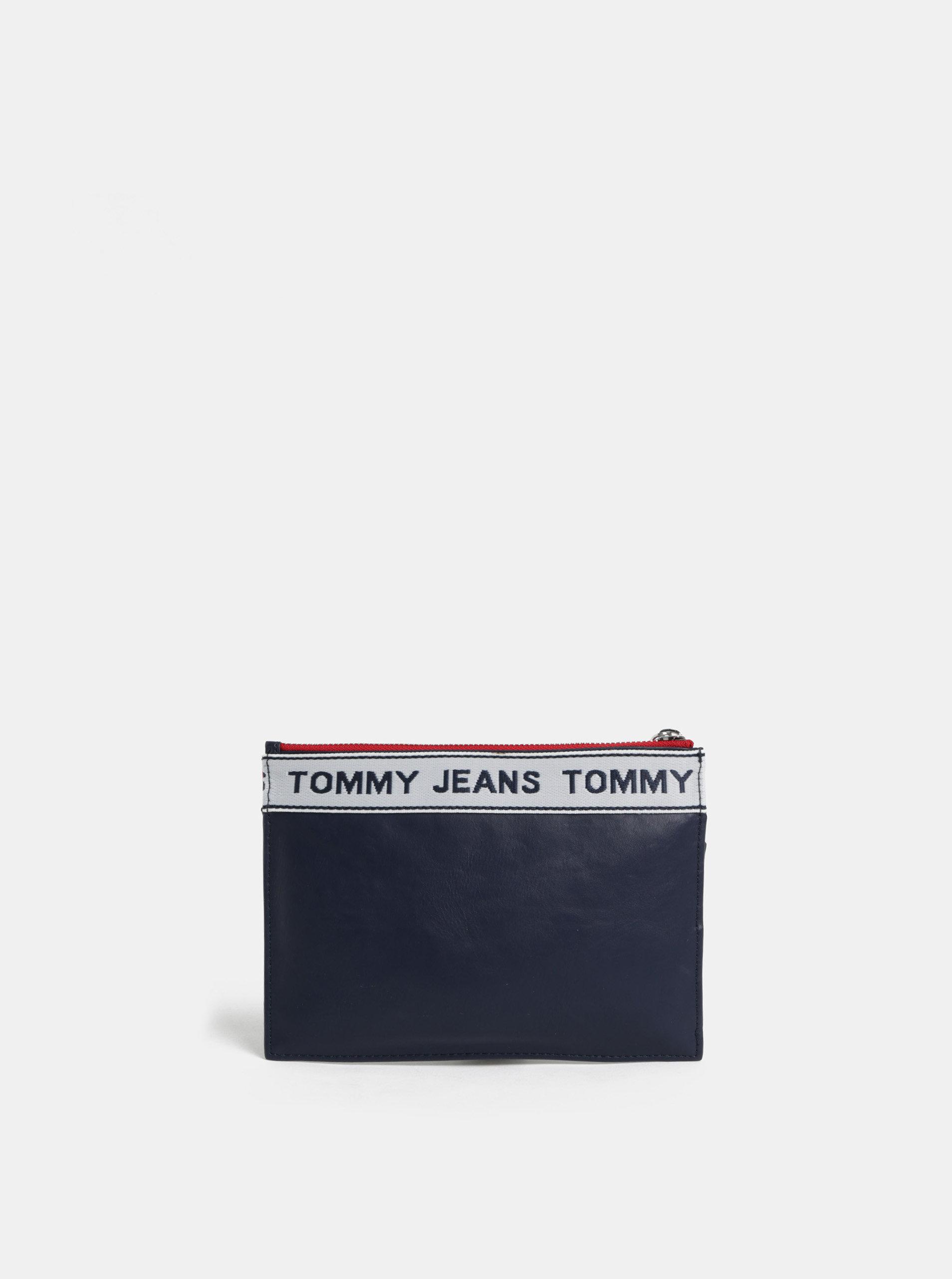 c58a0a873b1 Tmavě modré psaníčko pouzdro Tommy Hilfiger Tape ...