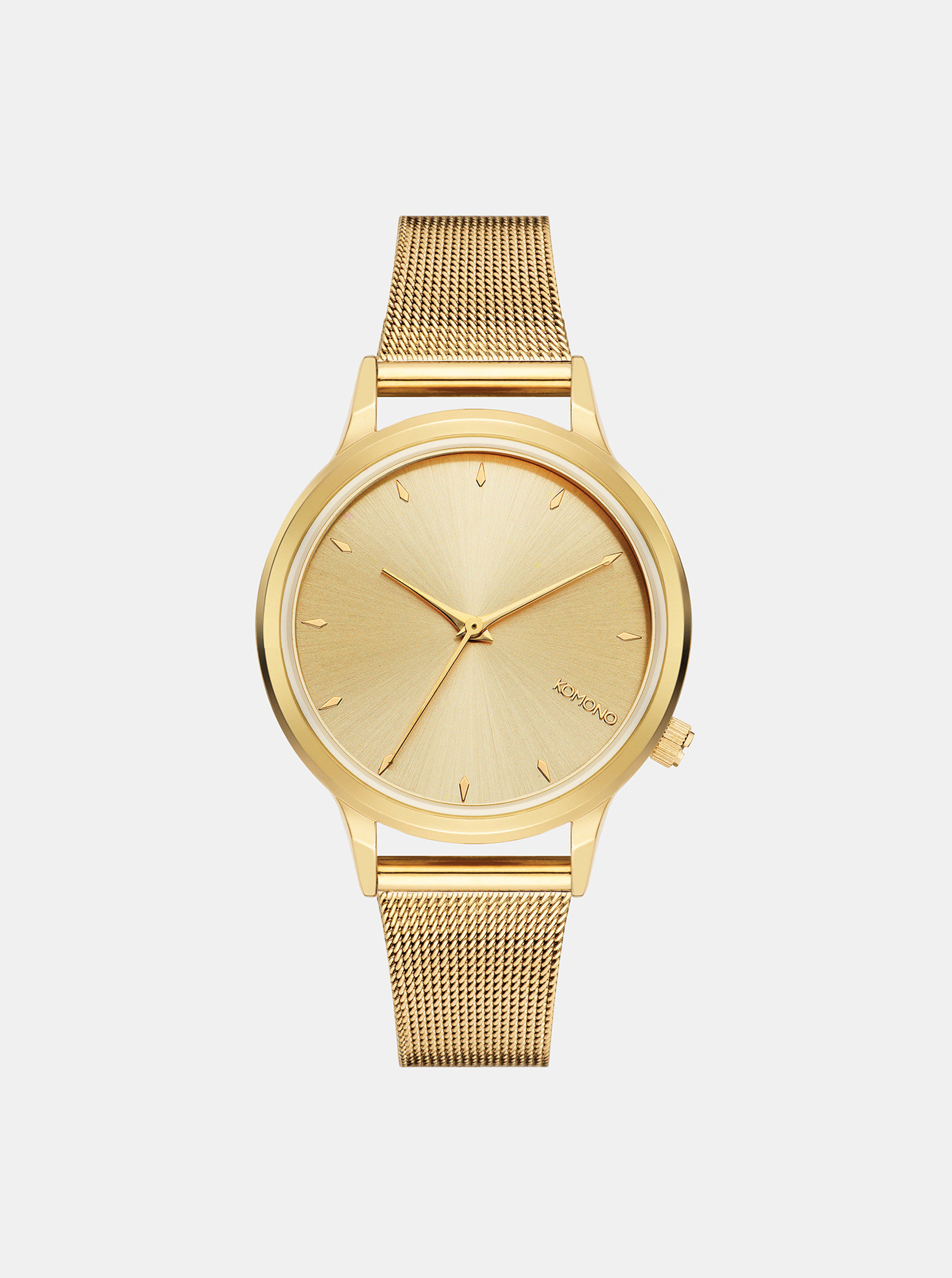Dámské hodinky ve zlaté barvě Komono Lexi Royale