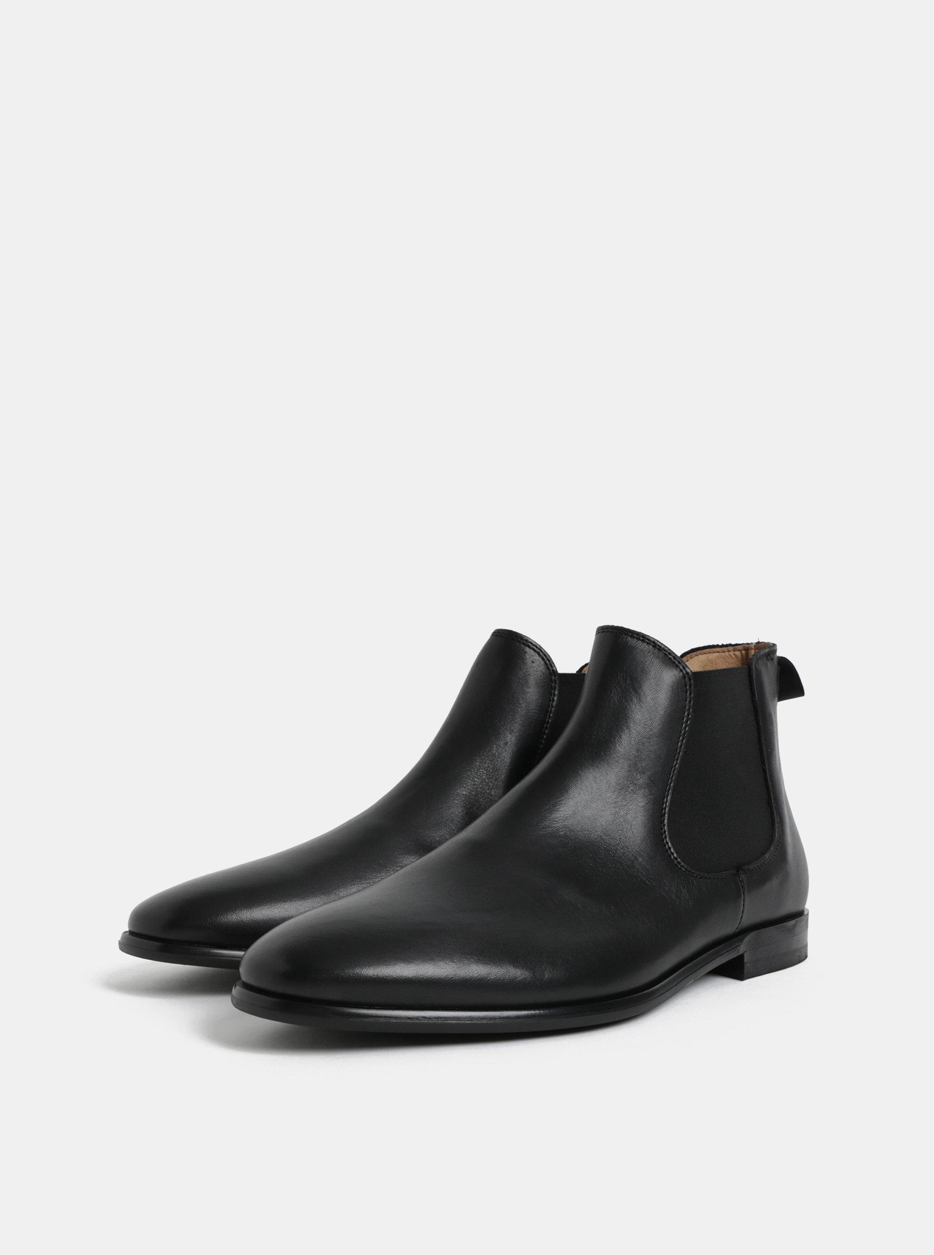 06d110c6e Čierne pánske kožené chelsea topánky ALDO | ZOOT.sk