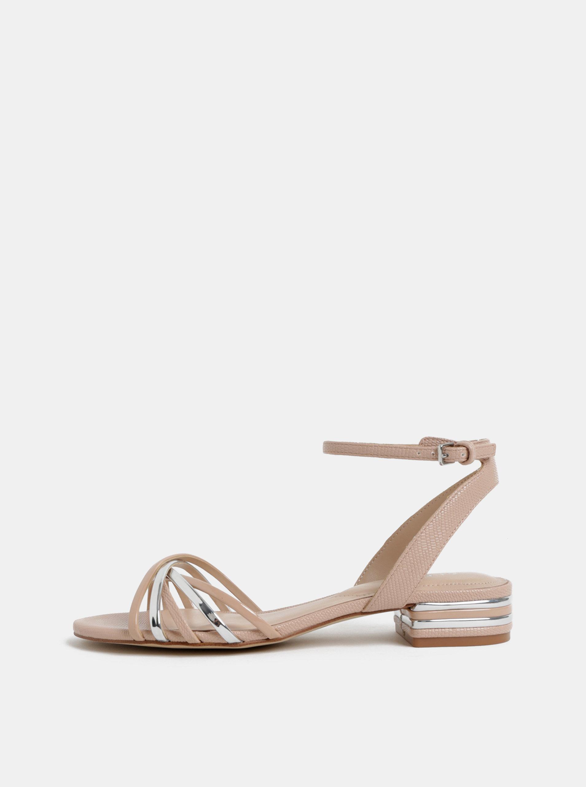 2142fb75dcba Telové dámske sandále ALDO ...