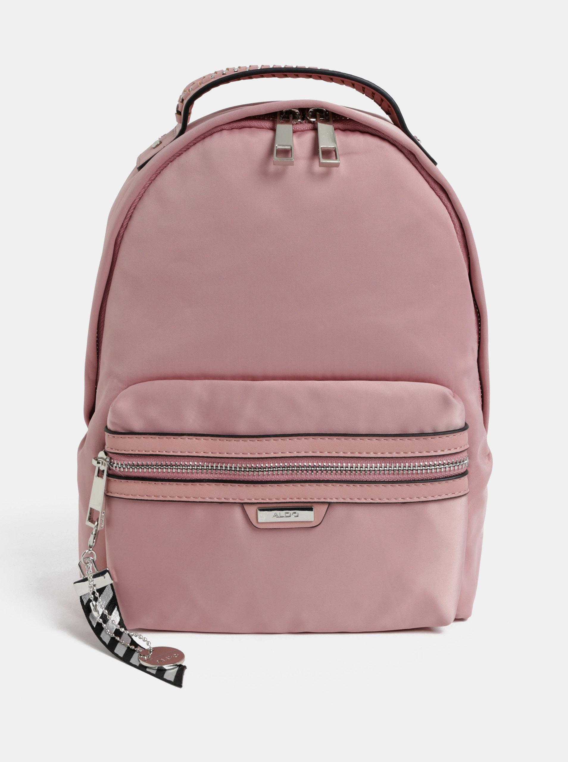 e991bde372d9a Ružový dámsky batoh ALDO | ZOOT.sk