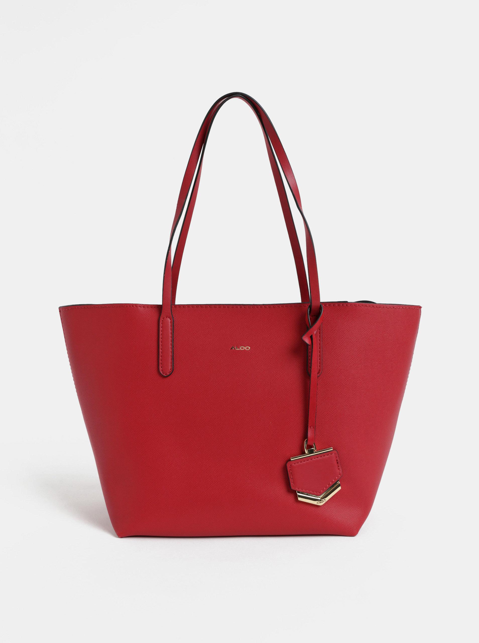 Červená malá kabelka ALDO