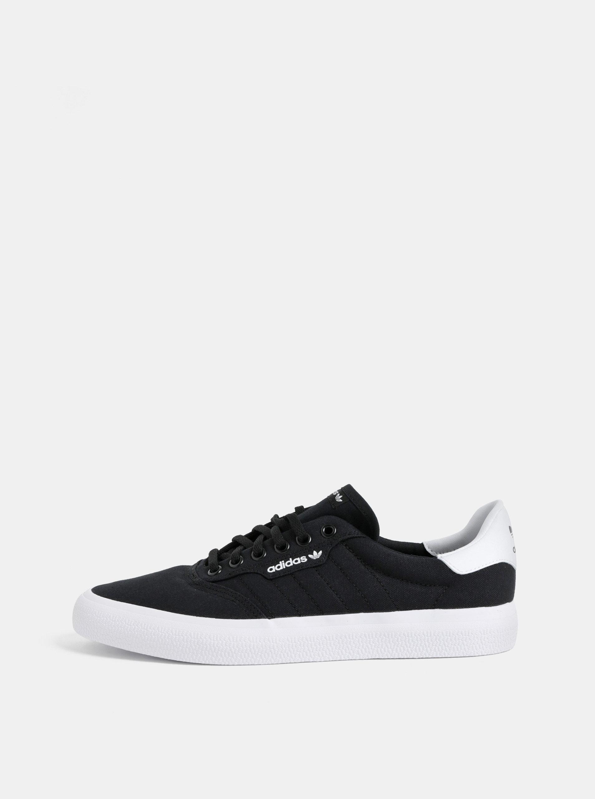 Černé pánské tenisky adidas Originals 3MC