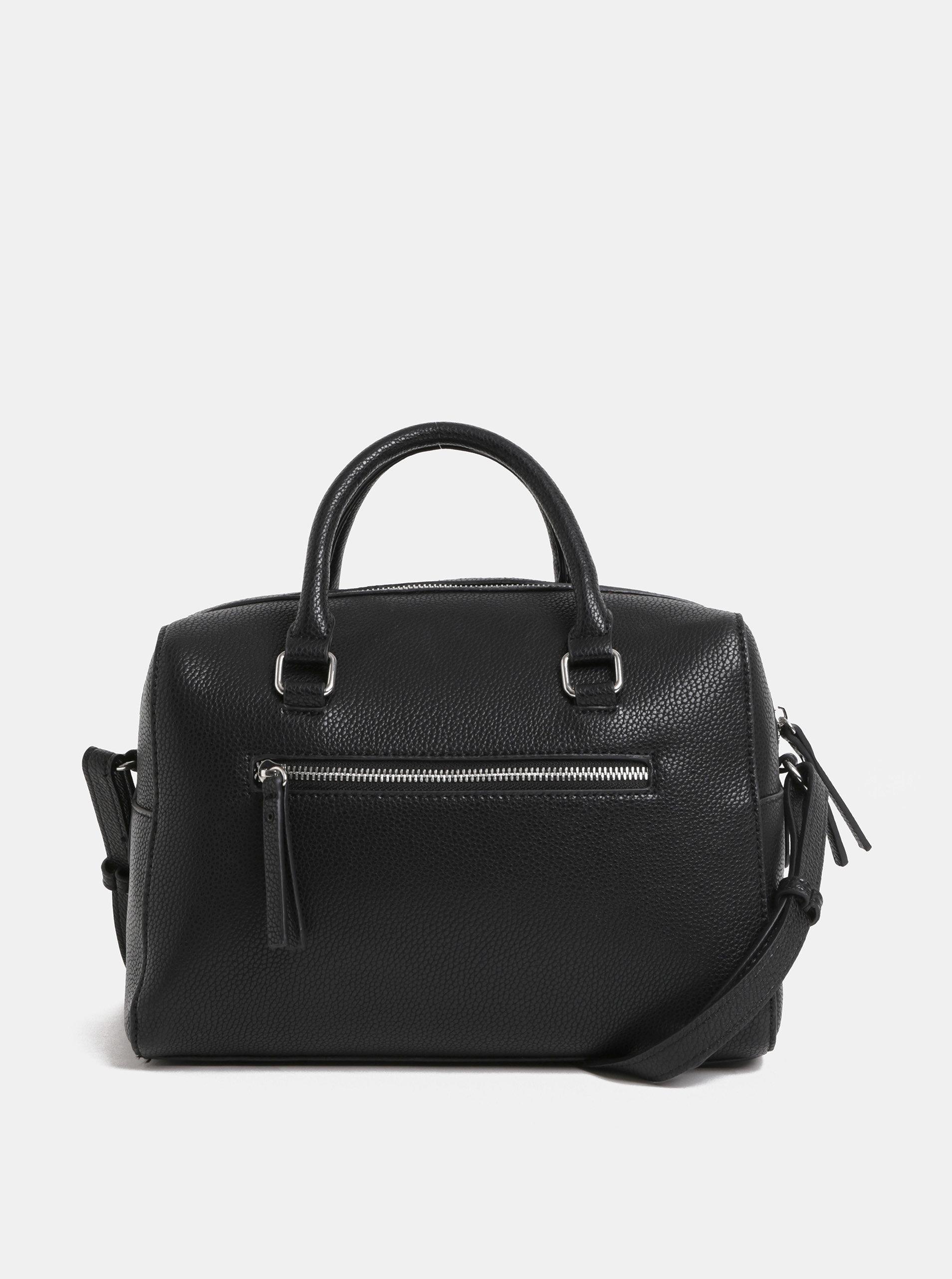 Černá malá kabelka Pieces Fia