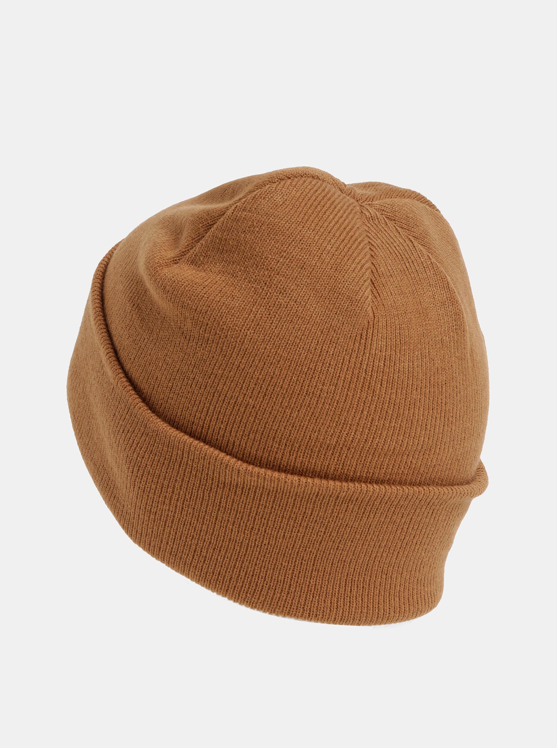 6da02f5f8 Hnedá pletená zimná čiapka Jack & Jones DNA   ZOOT.sk