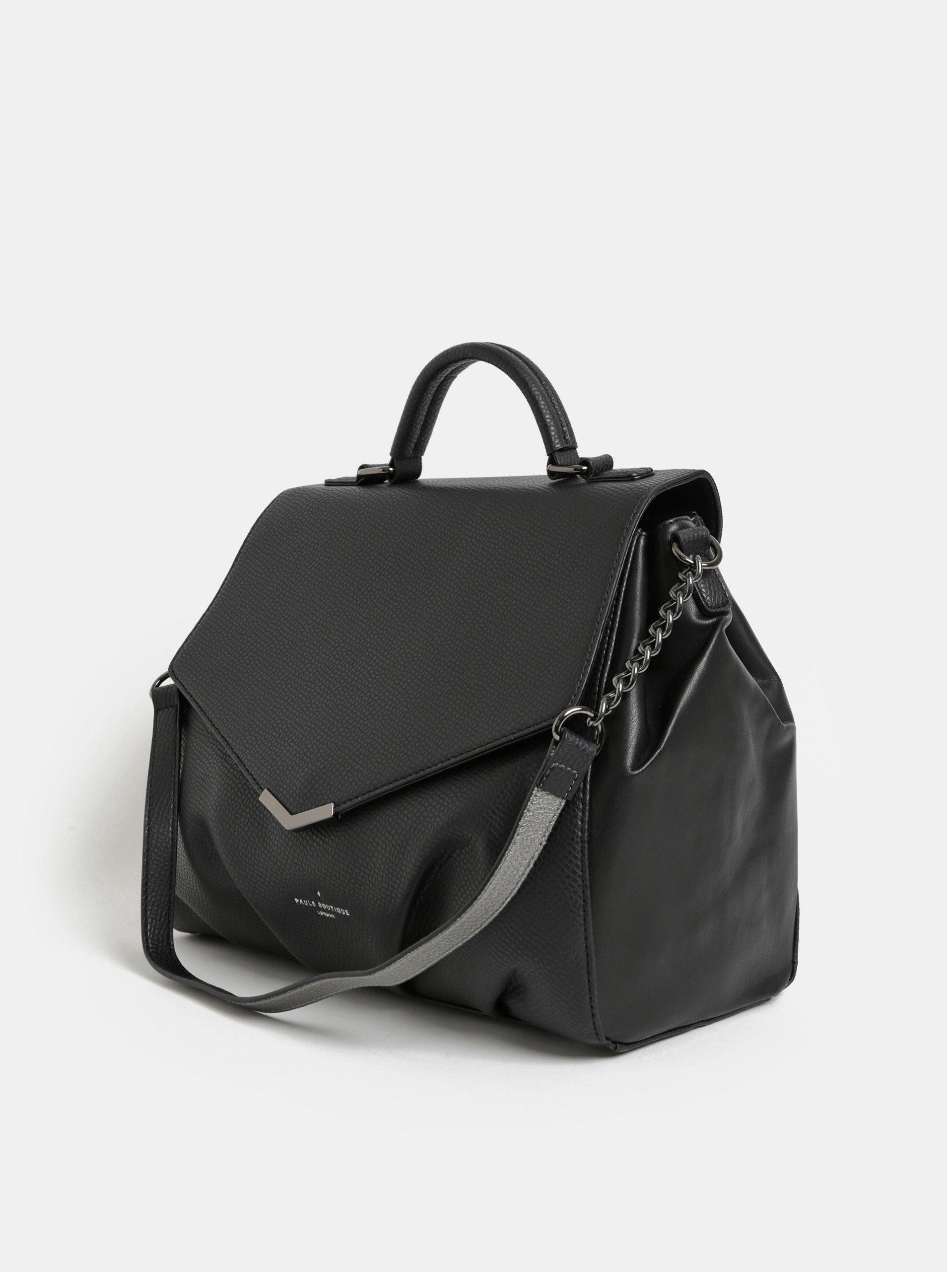 Černá kabelka Paul s Boutique Juniper ... 829003f6959