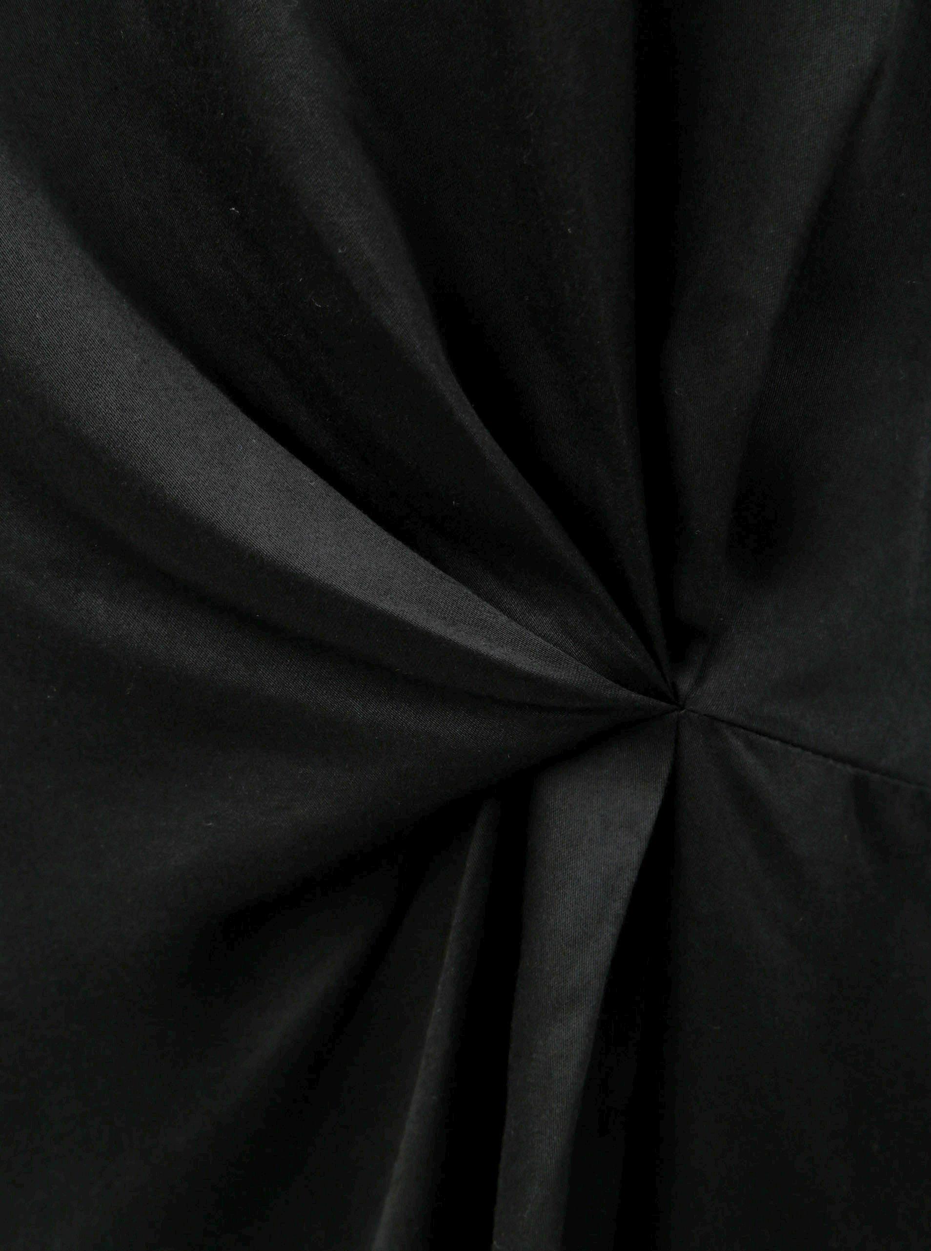 Černá halenka s dlouhým rukávem VERO MODA Faithy ... 69b370d8cc