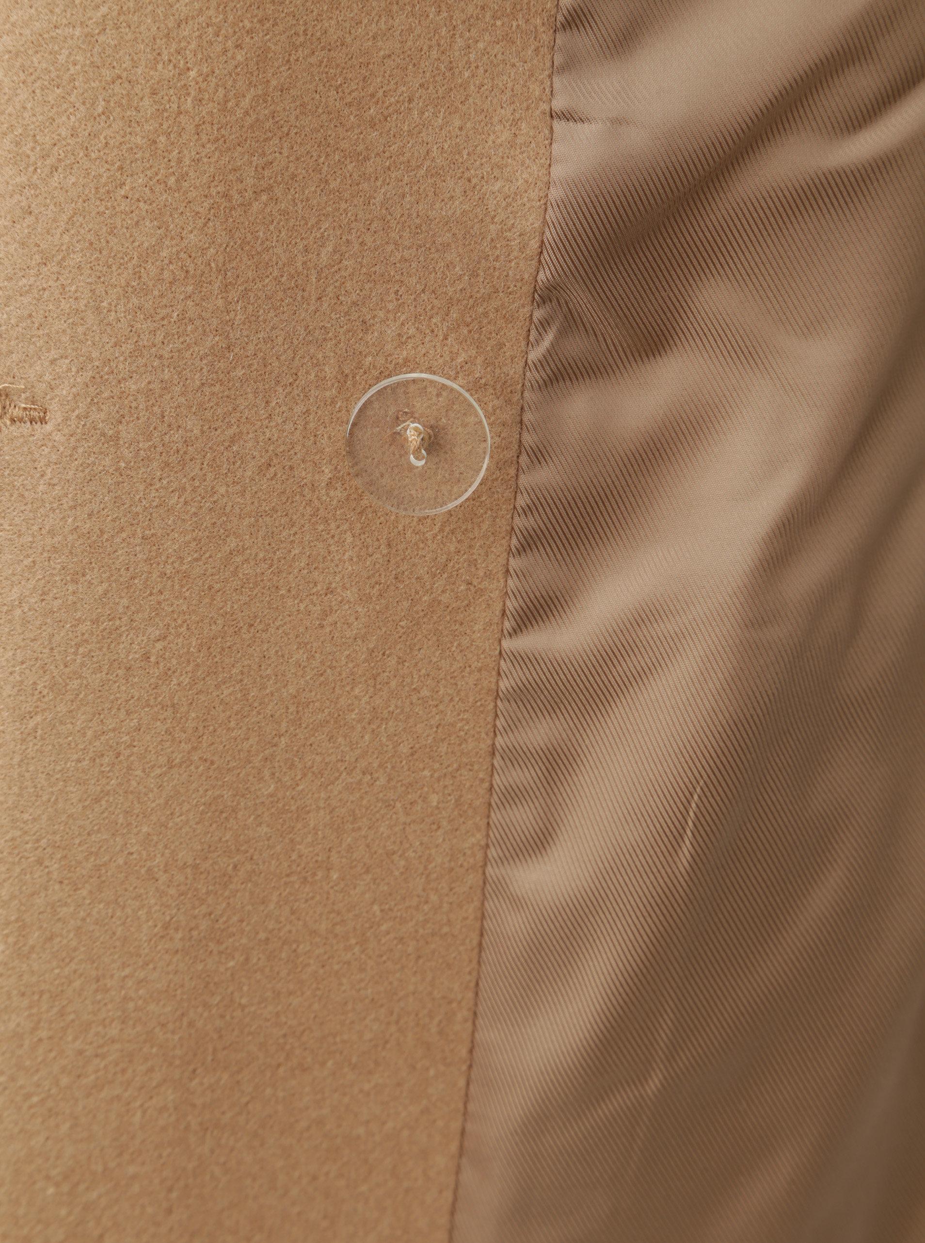 Hnedý kabát Dorothy Perkins Crombie ... 0d91a850729