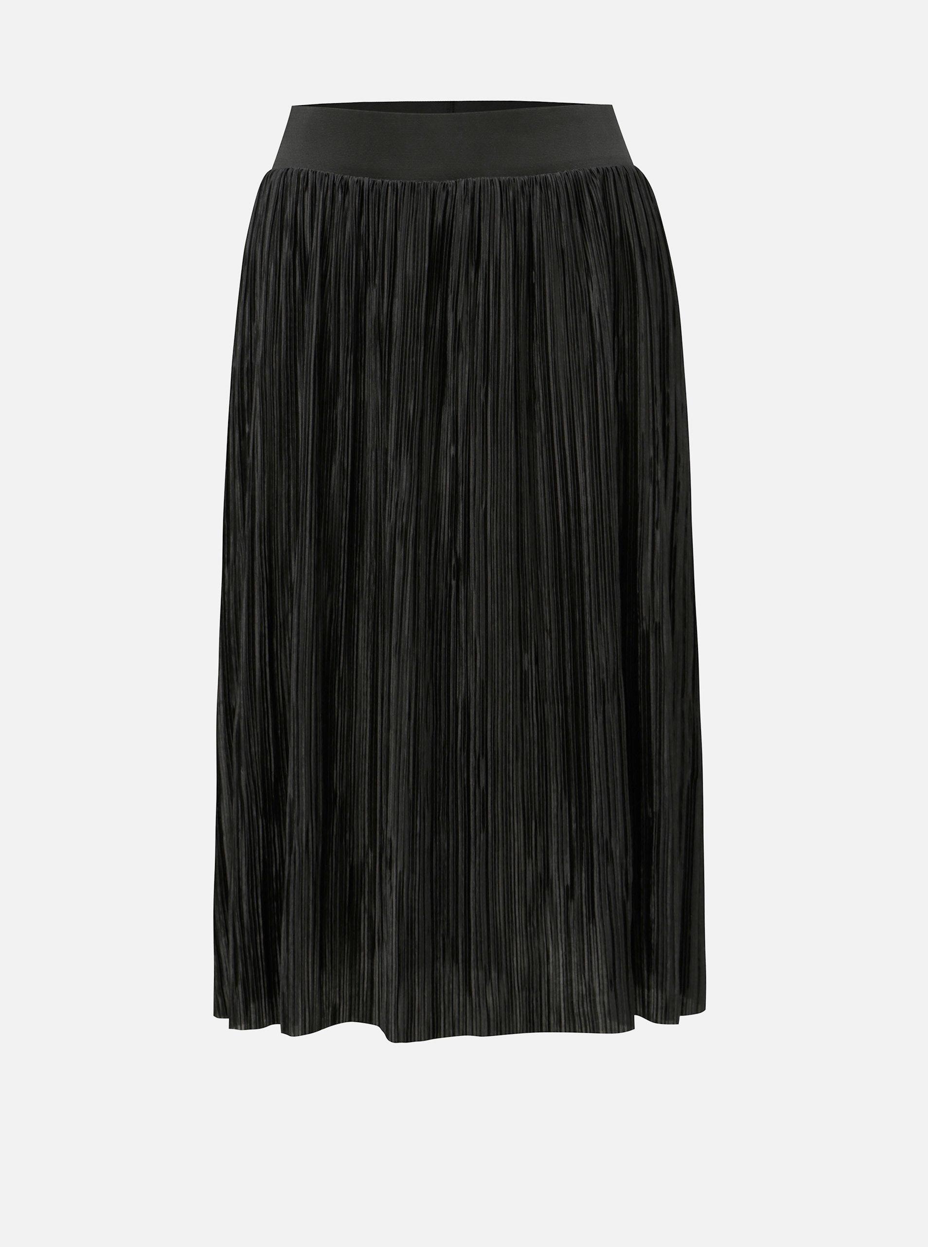 Černá plisovaná sukně Noisy May Elsa ... a60b65bdcf