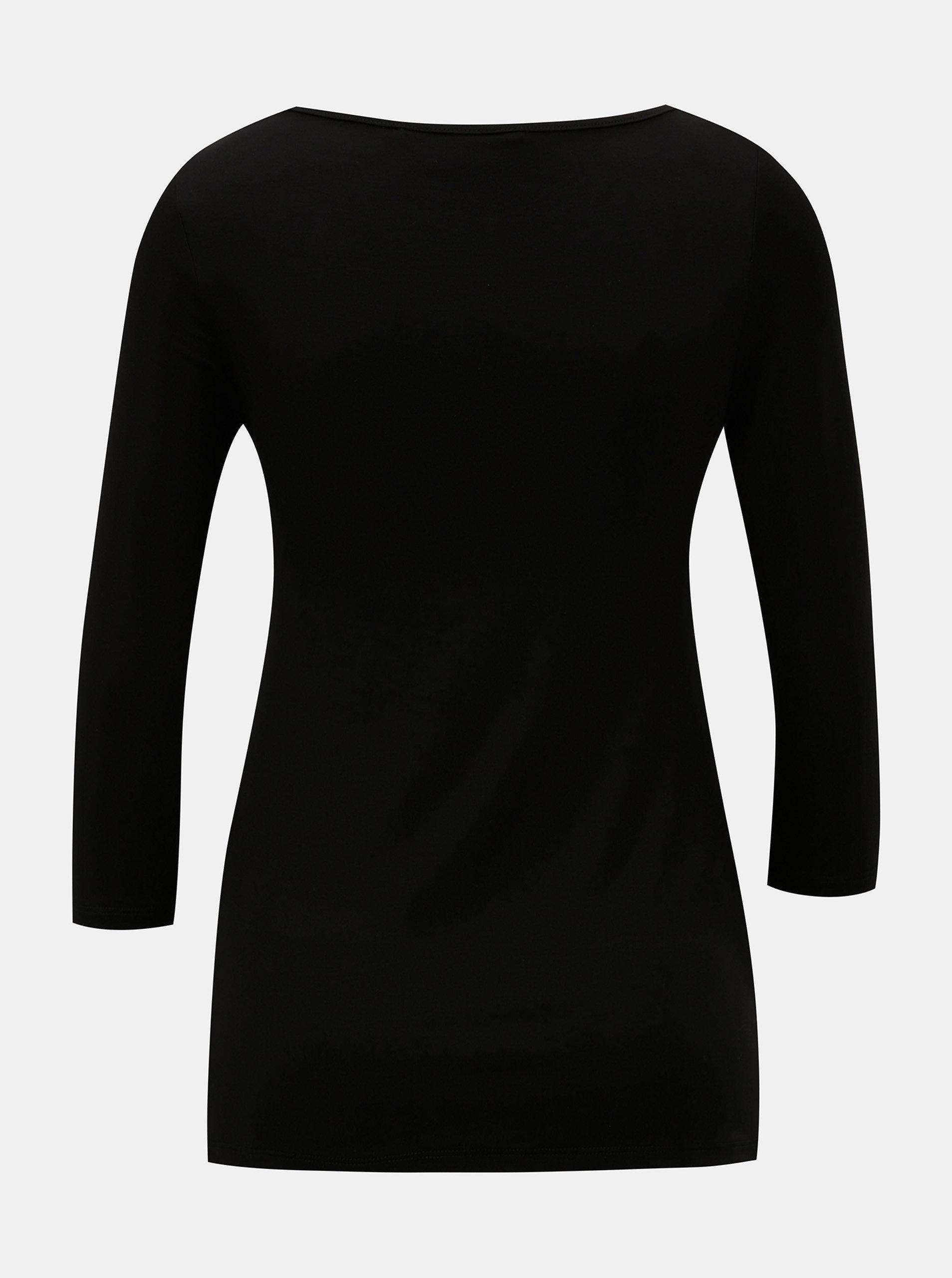 ecbaa85a6c06 Balenie dvoch tehotenských tričiek v bielej a čiernej farbe Dorothy Perkins  Maternity ...