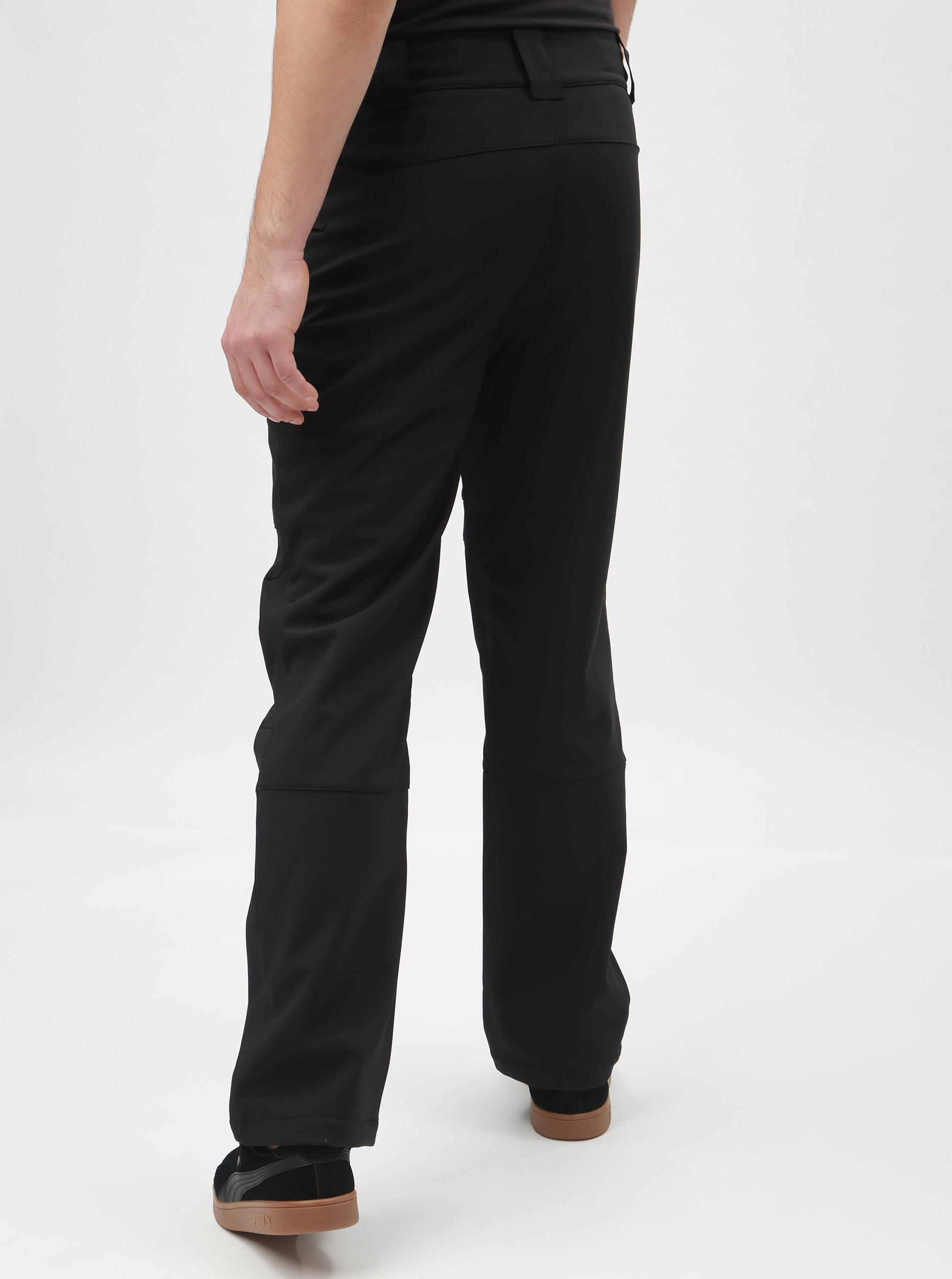 Černé pánské softshellové kalhoty LOAP Liah ... 785389754f