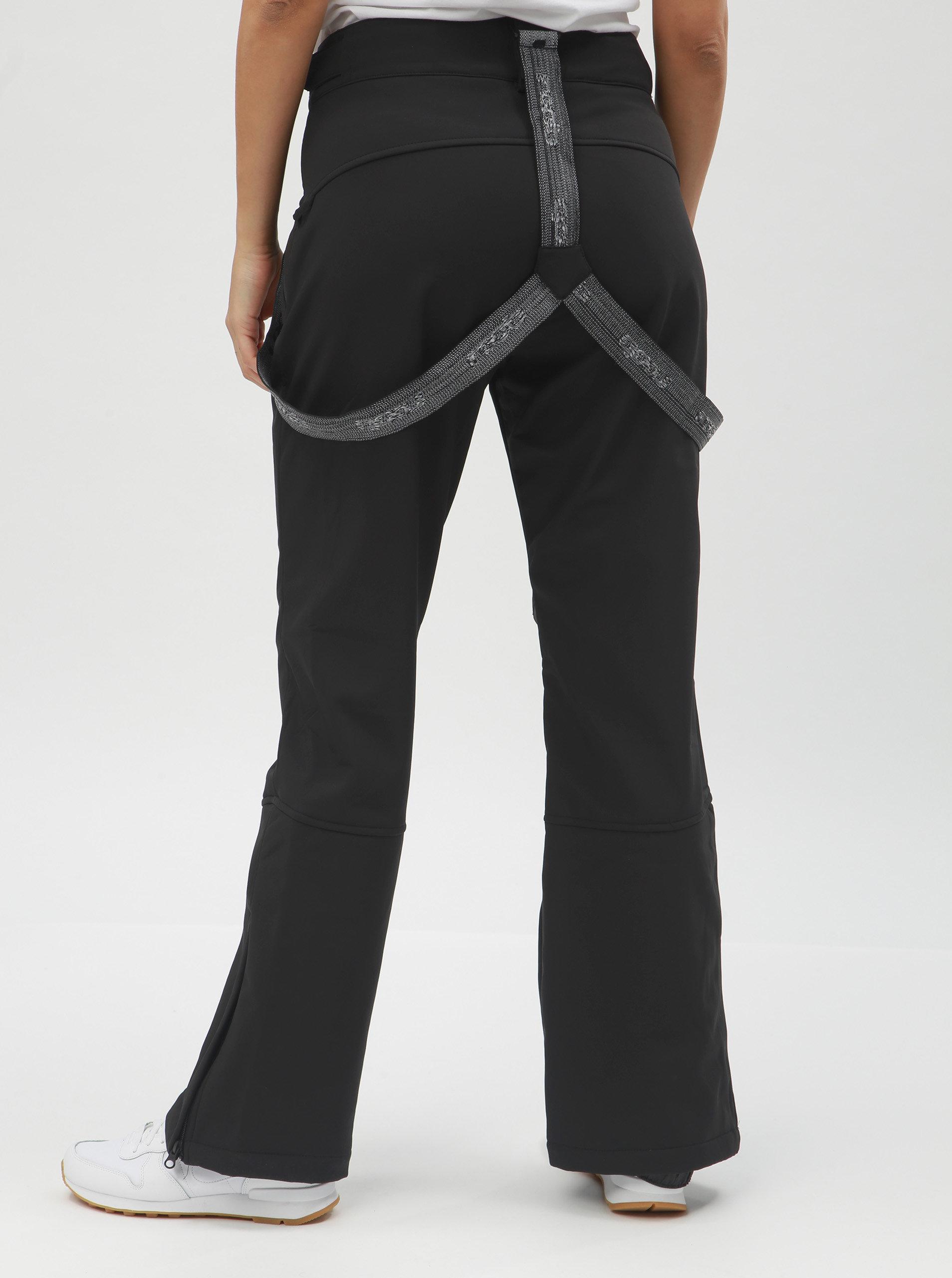 7146138dee1b3 Čierne dámske softshellové otepľovačky LOAP Lizzy | ZOOT.sk