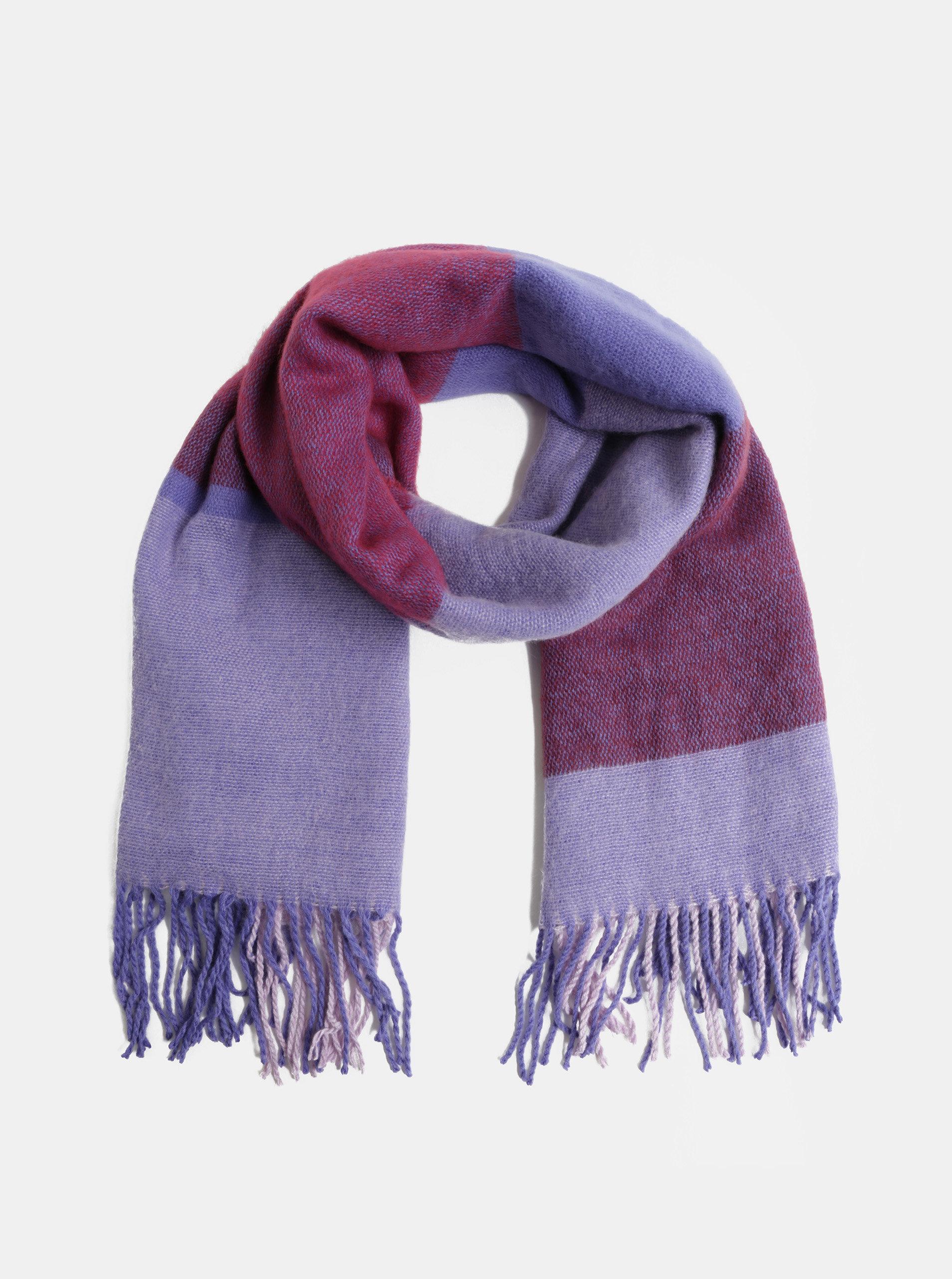8170a60f833 Růžovo-fialová šála Dorothy Perkins ...
