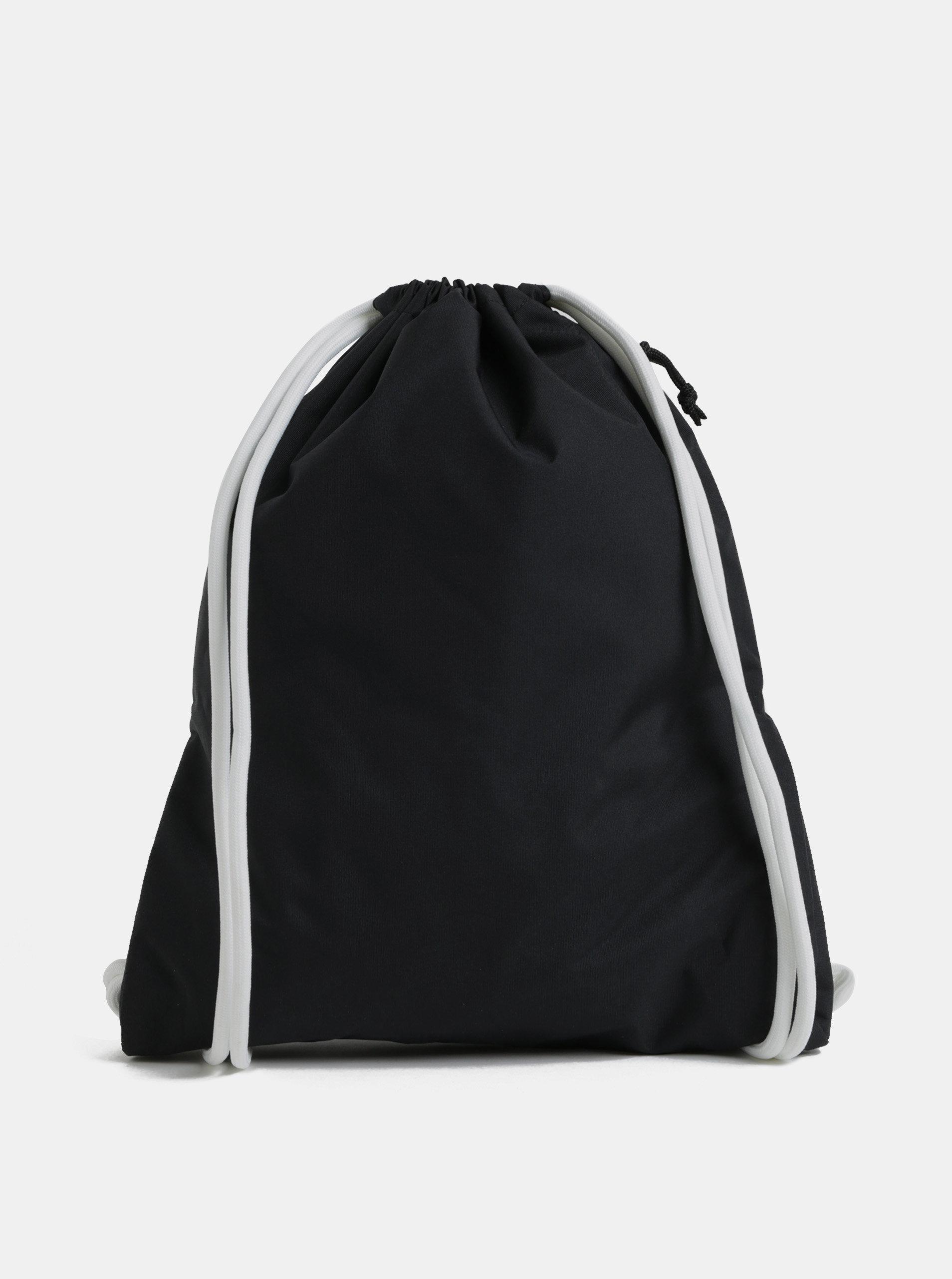 Černý vak s potiskem Nike ... c8a21ca726