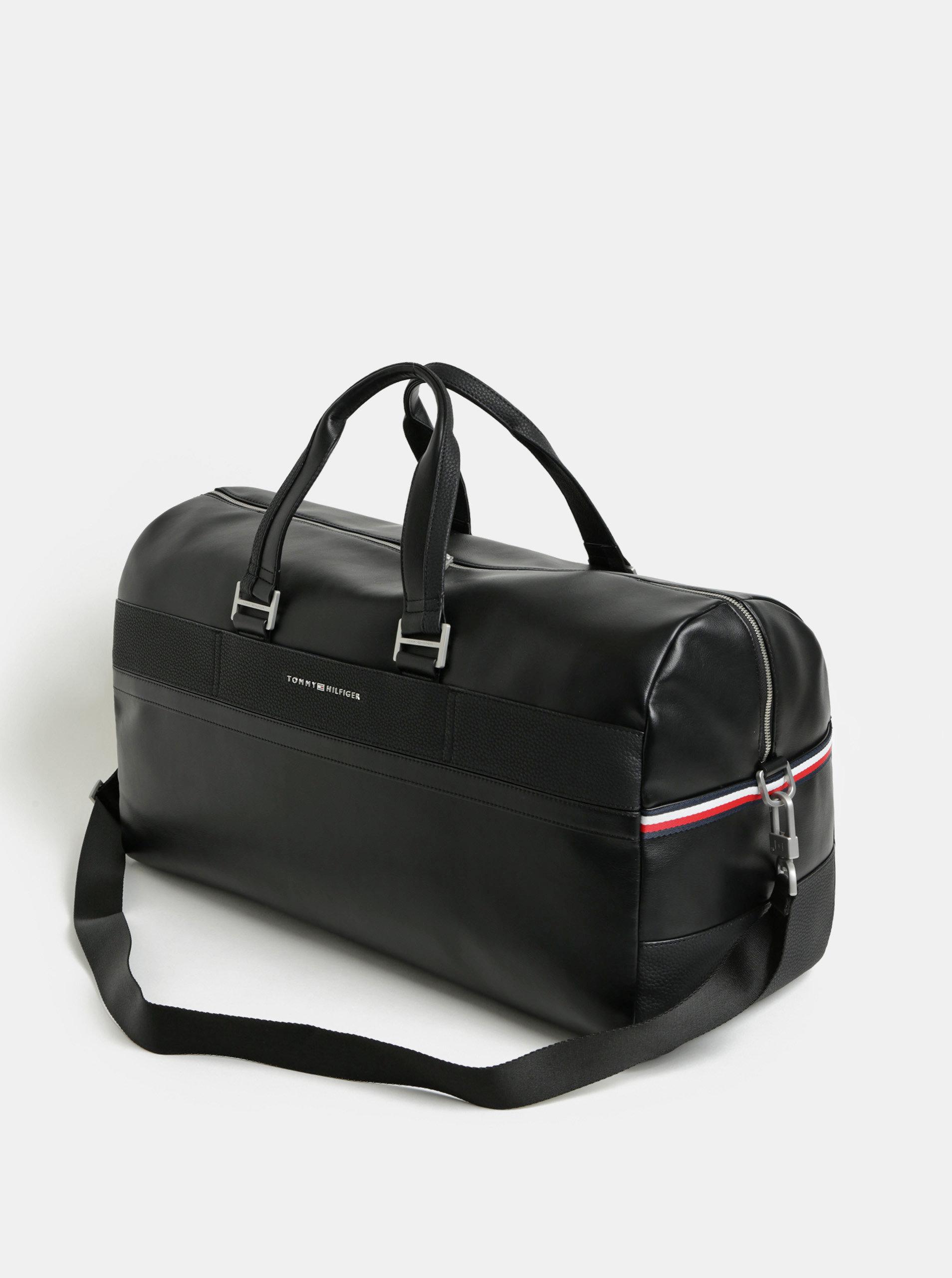 702c3650af02e Čierna cestovná taška Tommy Hilfiger | ZOOT.sk