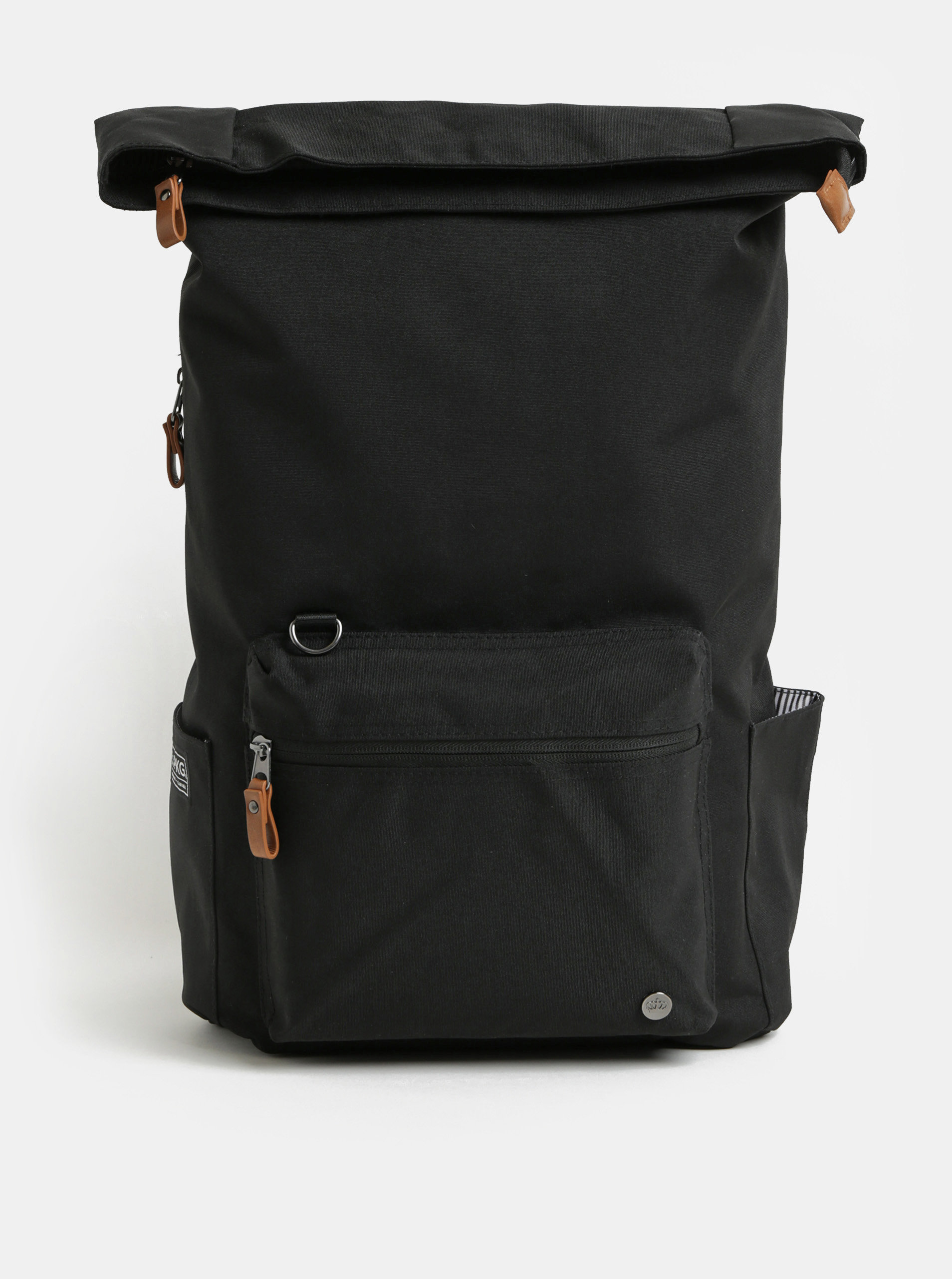 Černý nepromokavý batoh s vnitřní taškou na notebook 2v1 PKG 22 l ... c170401bc3