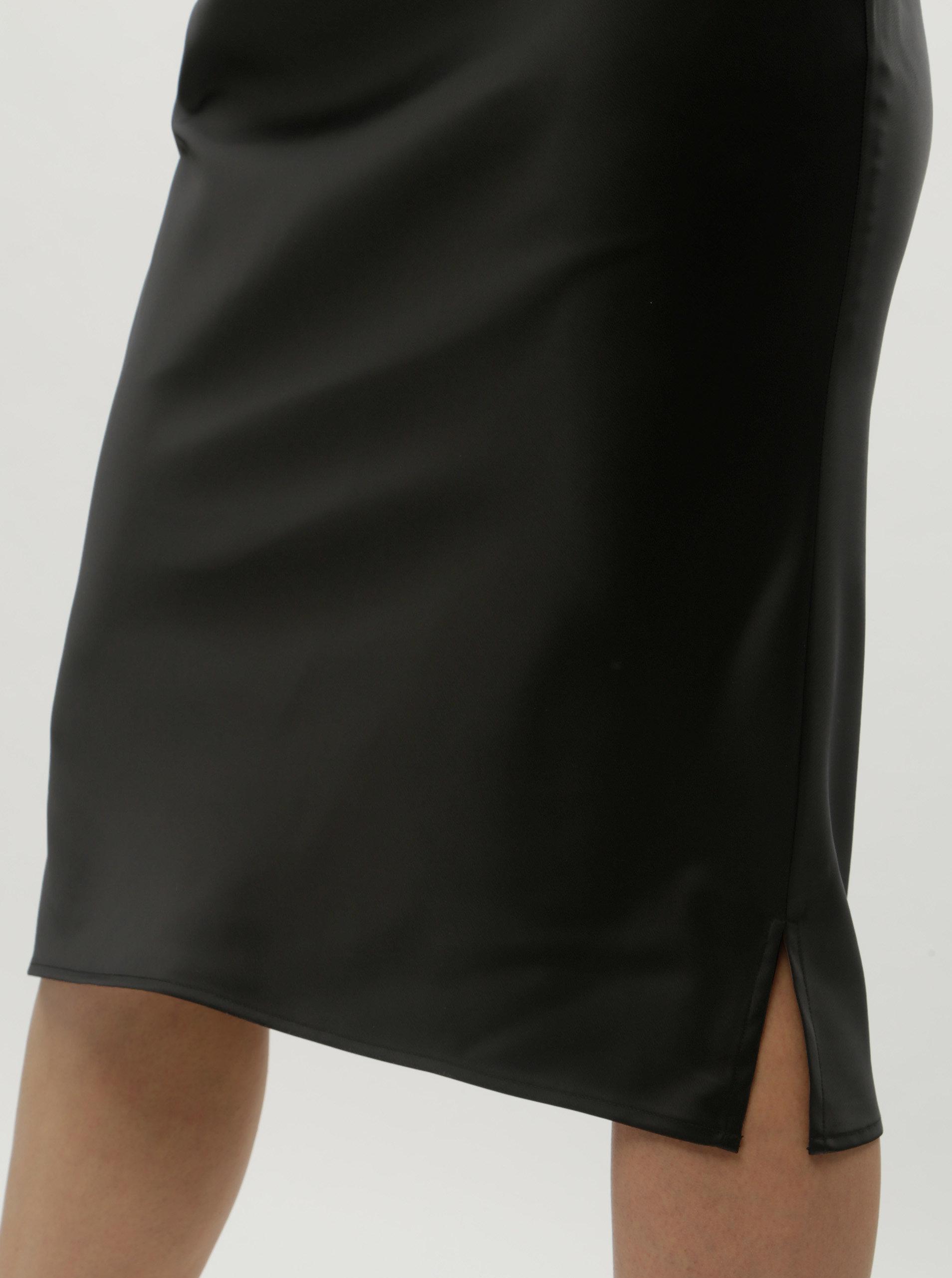 a8ed701a09b8 Černá sukně s gumou v pase VERO MODA AWARE Ginger ...