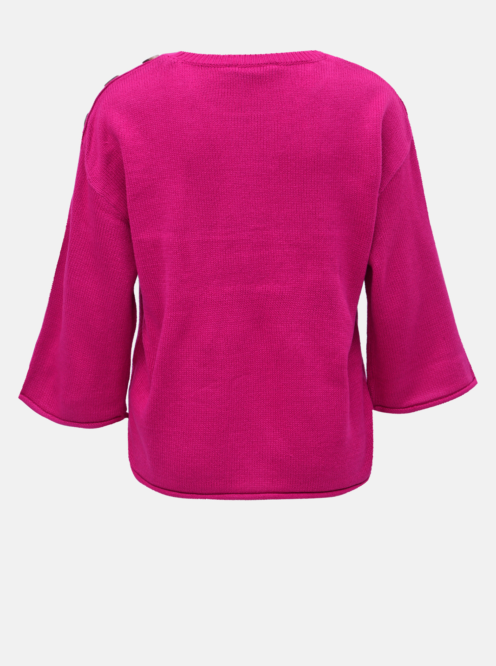 85802fade511 Tmavoružový sveter s gombíkmi Dorothy Perkins ...